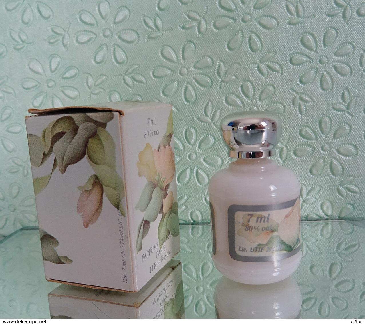 """Miniature  """"ANAÏS ANAÏS """" De CACHAREL  Eau De Toilette 7 Ml Dans Sa Boite (M076-3) - Miniatures Modernes (à Partir De 1961)"""