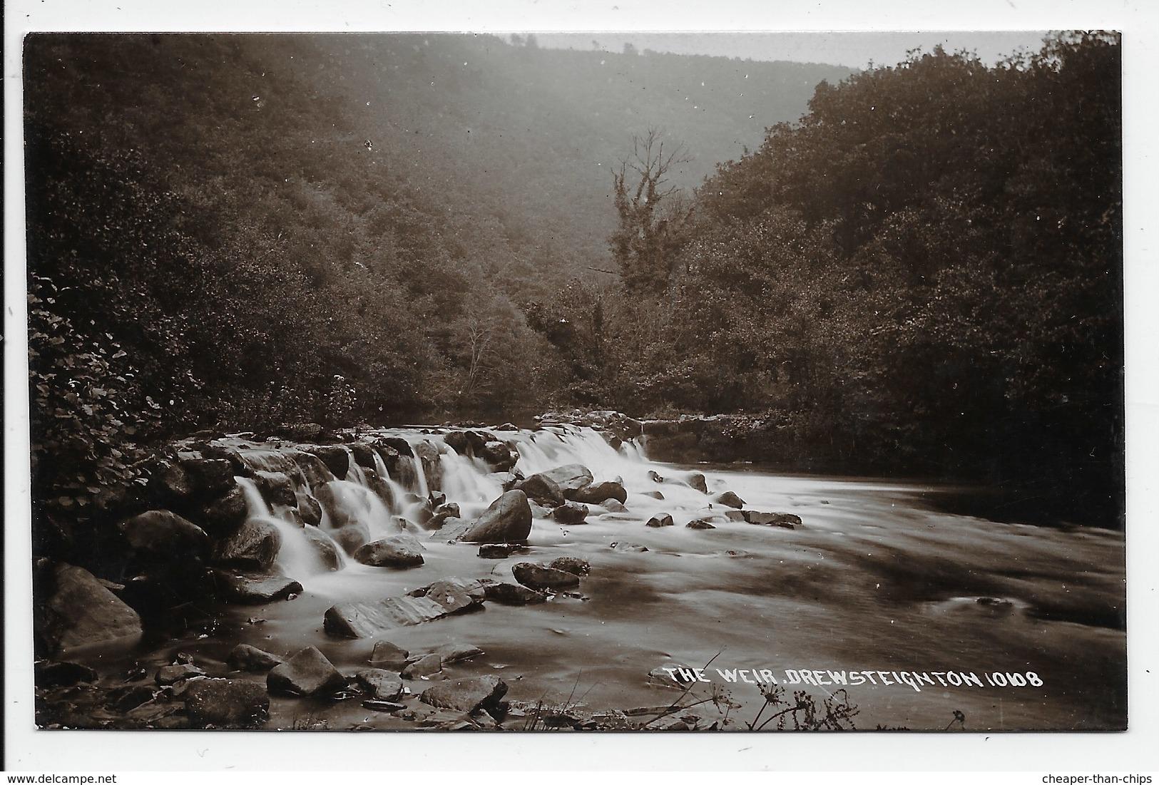 The Weir - Drewsteignton - Chapman 10108 - England