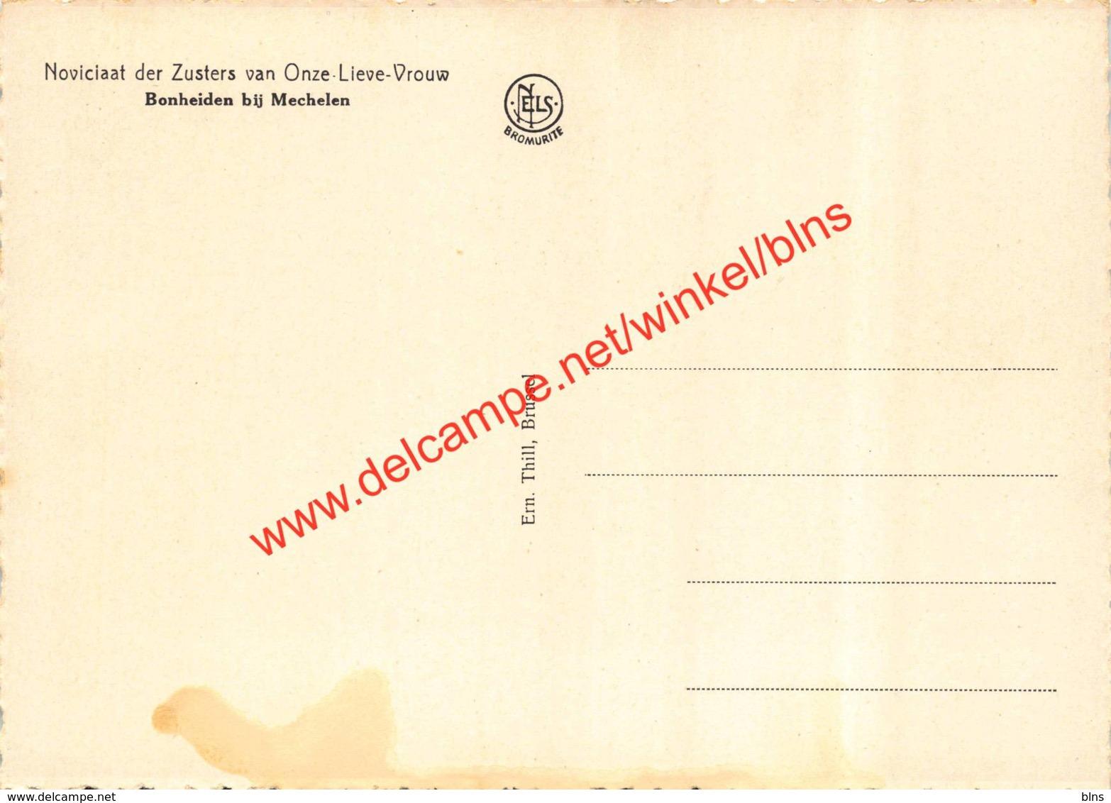 Noviciaat Der Zusters Van Onze-Lieve Vrouw - Bonheiden - Bonheiden