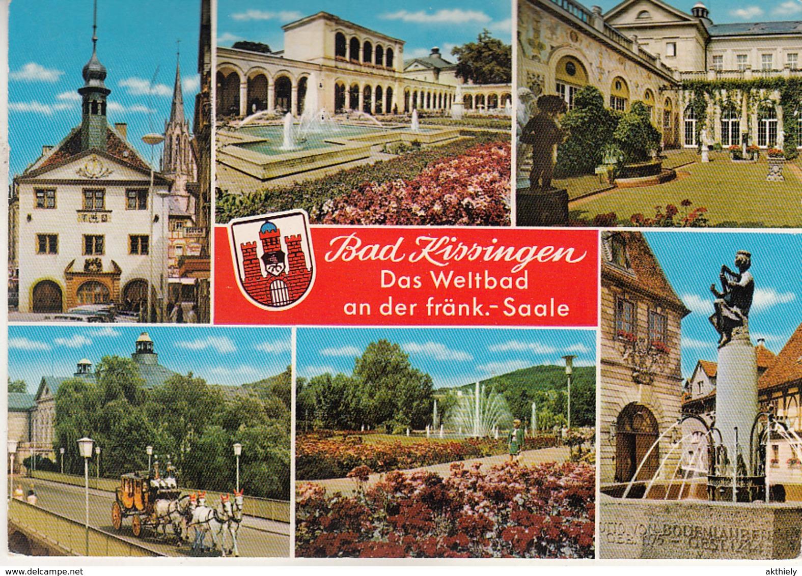 Bad Kissingen Ak135940 - Bad Kissingen