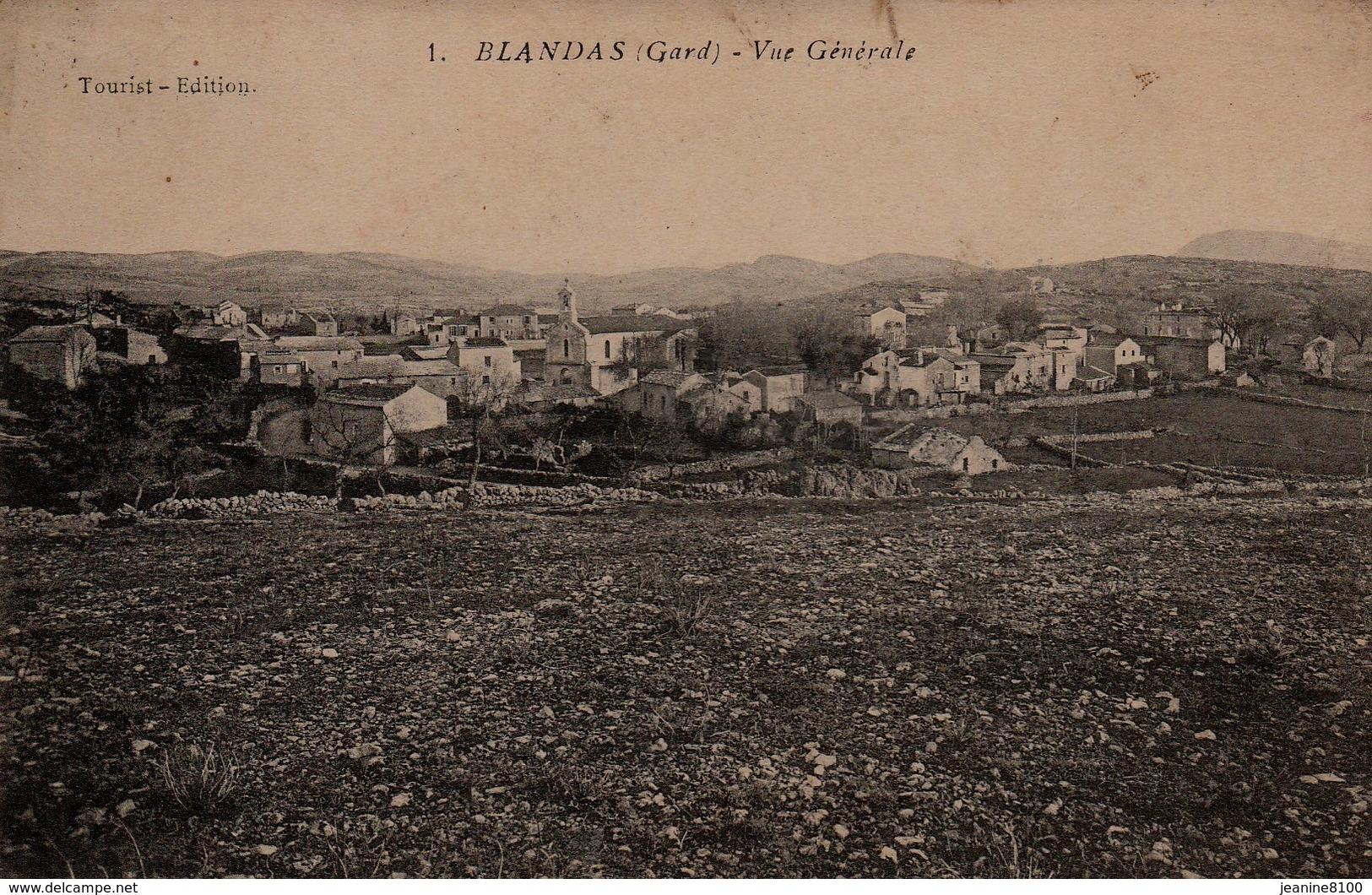 Blandas - France