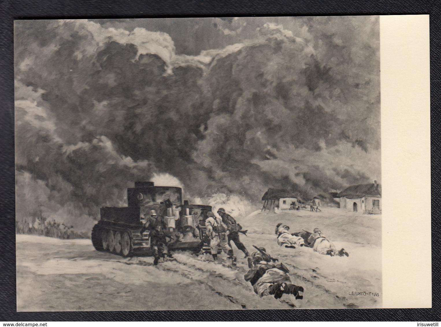 DR Ausstellung SS / Panzer Tiger - Guerre 1939-45