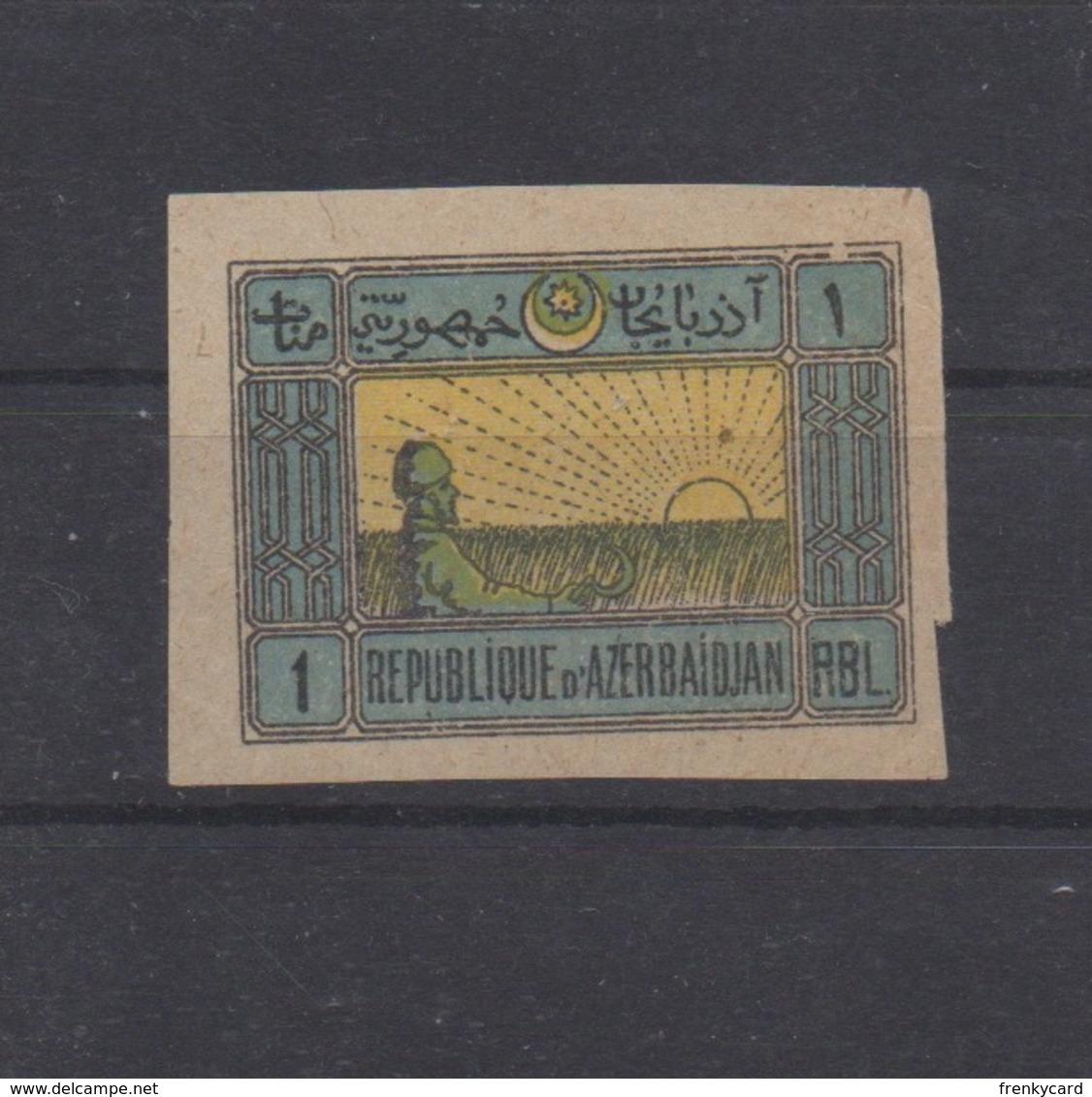 Azerbaijan 1919 - Azerbaiyán