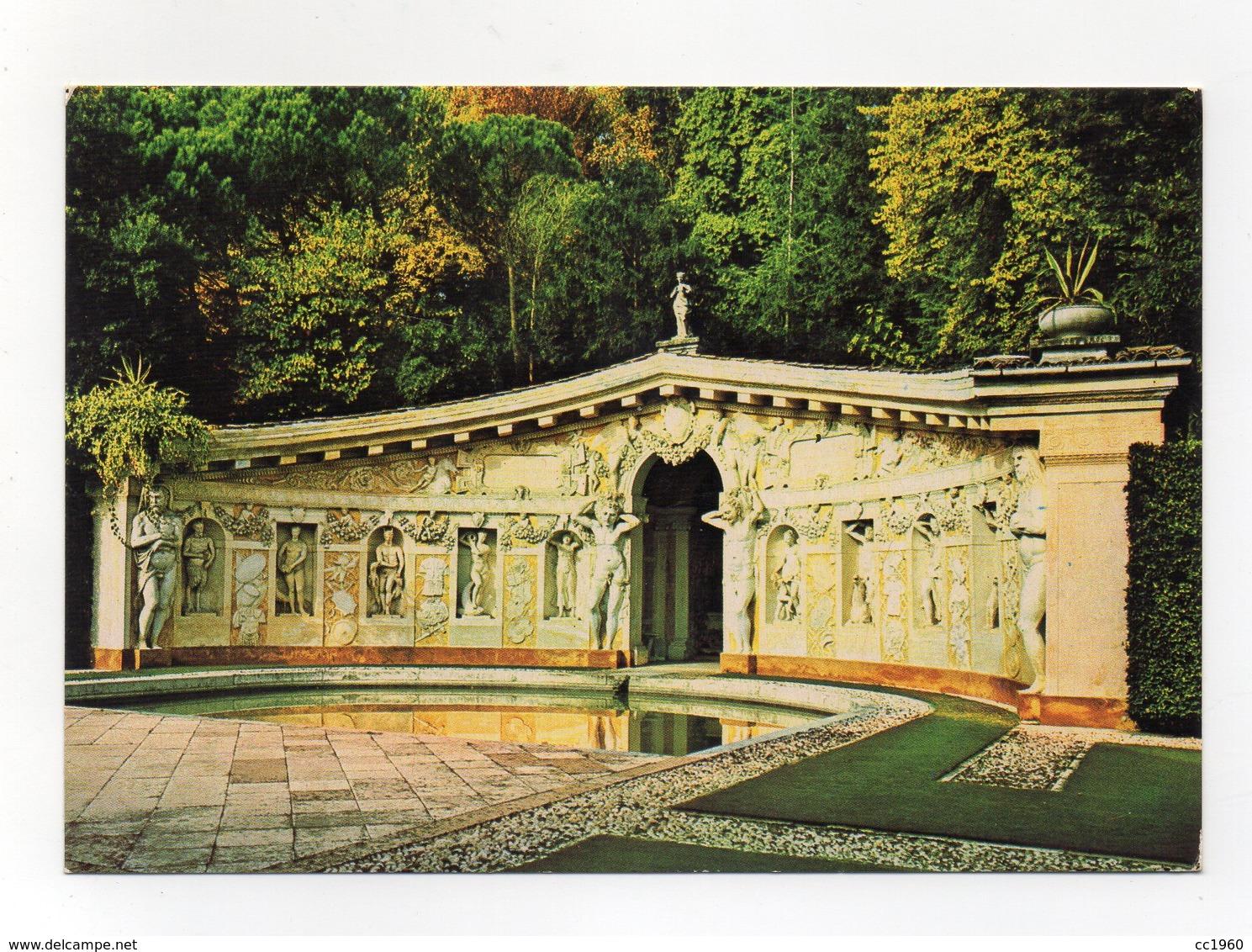 Maser (Treviso) - Villa Di Maser - Il Ninfeo - Non Viaggiata - (FDC13979) - Treviso