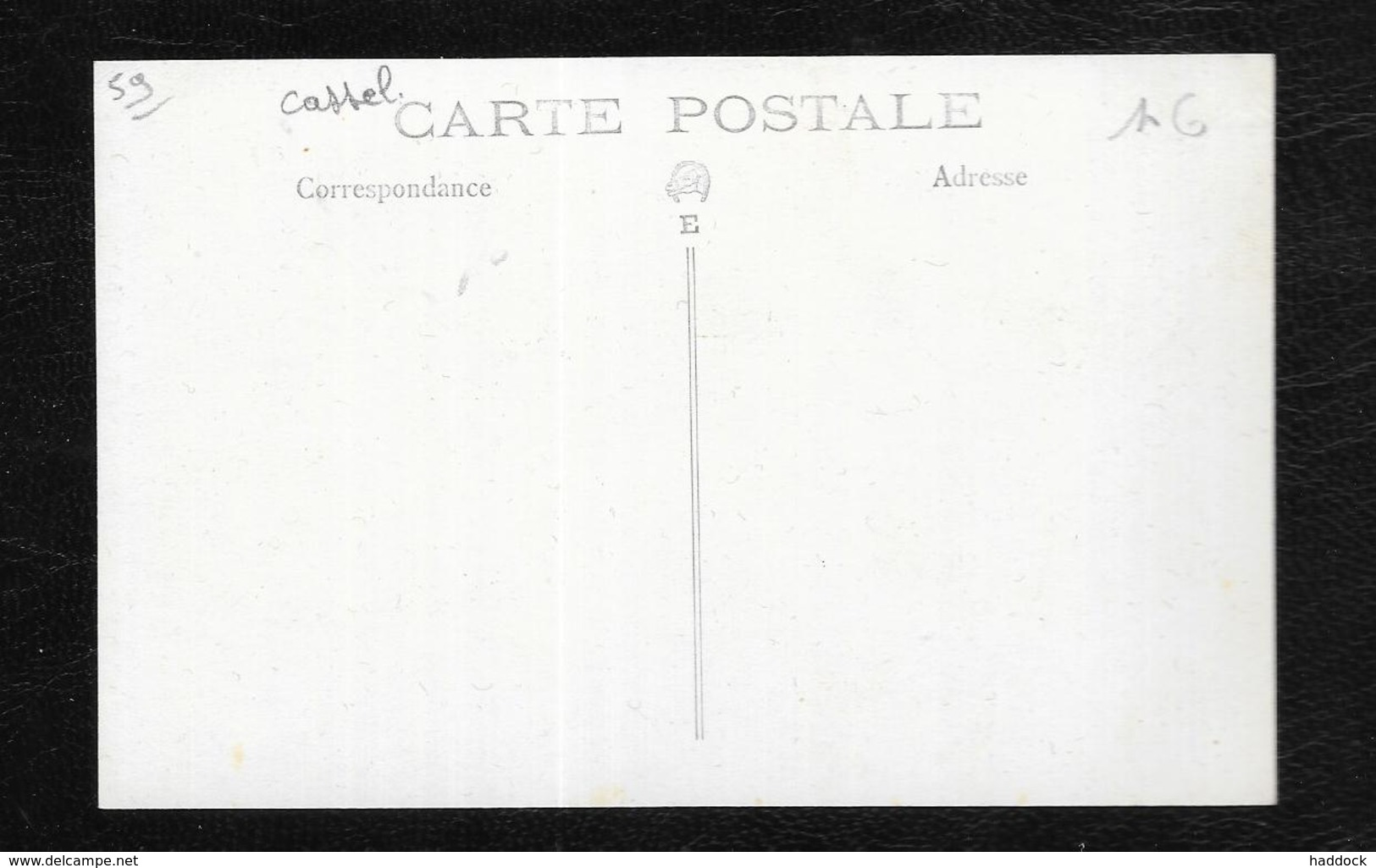 CASSEL : CARTE PHOTO - Cassel