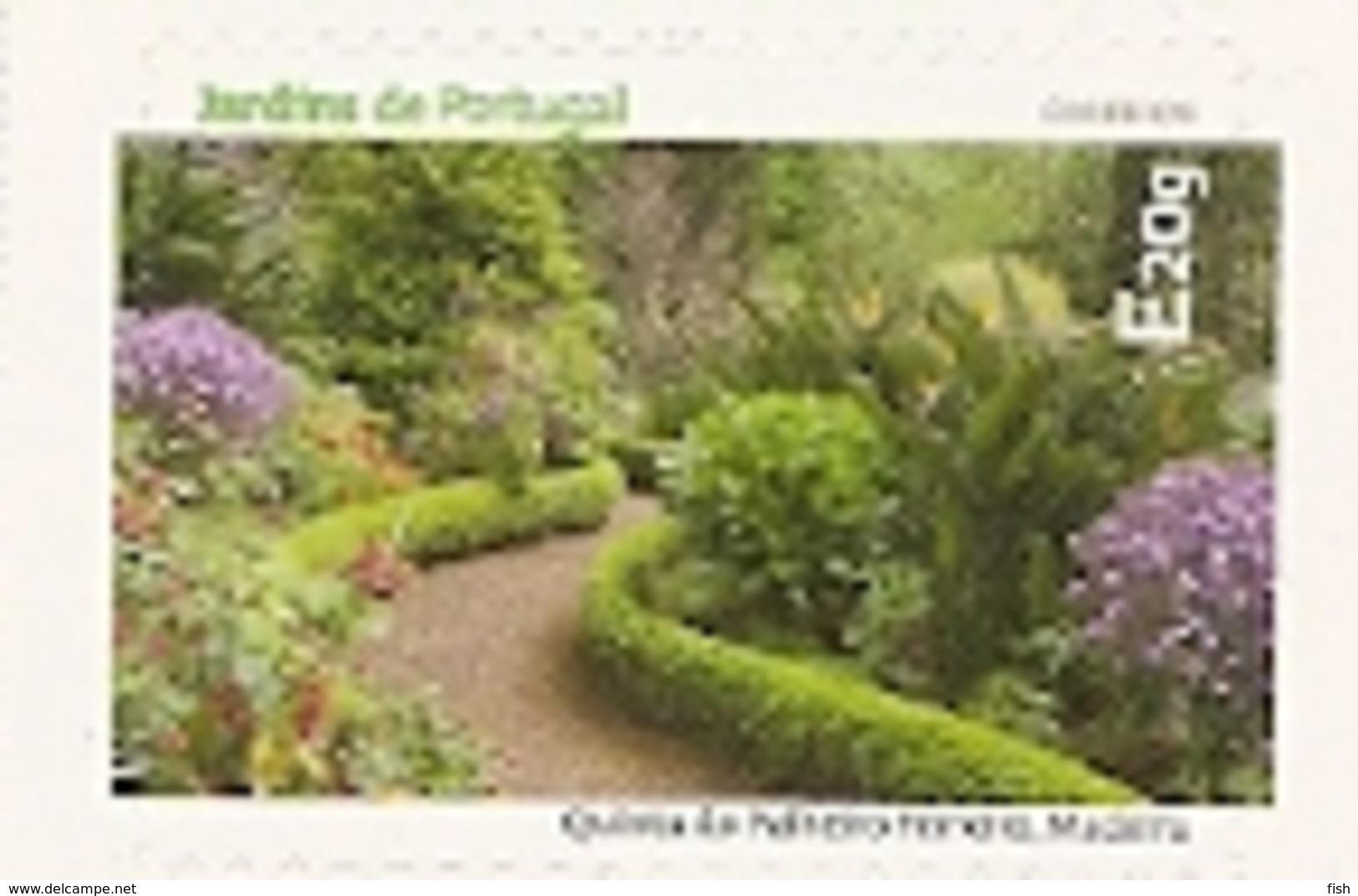 Portugal ** & Gardens Of Portugal, Quinta Do Palheiro Ferreiro 2018 (5757) - 1910 - ... Repubblica
