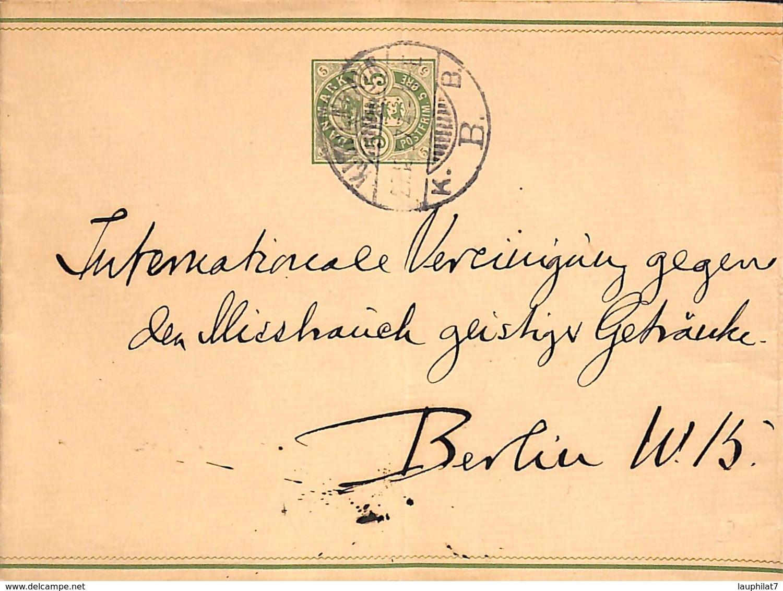 [74989]Danemark  - TB Bande Journaux Pour Berlin - 1864-04 (Christian IX)