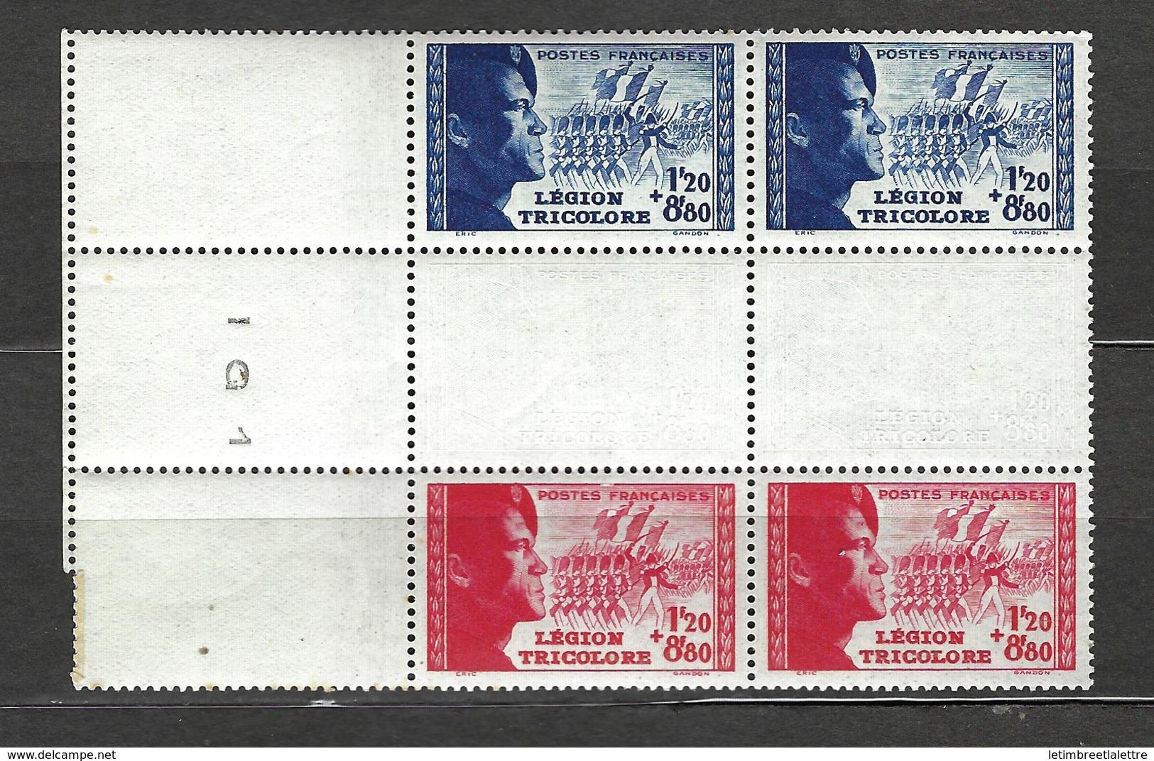 France, N° 566 B ** - France