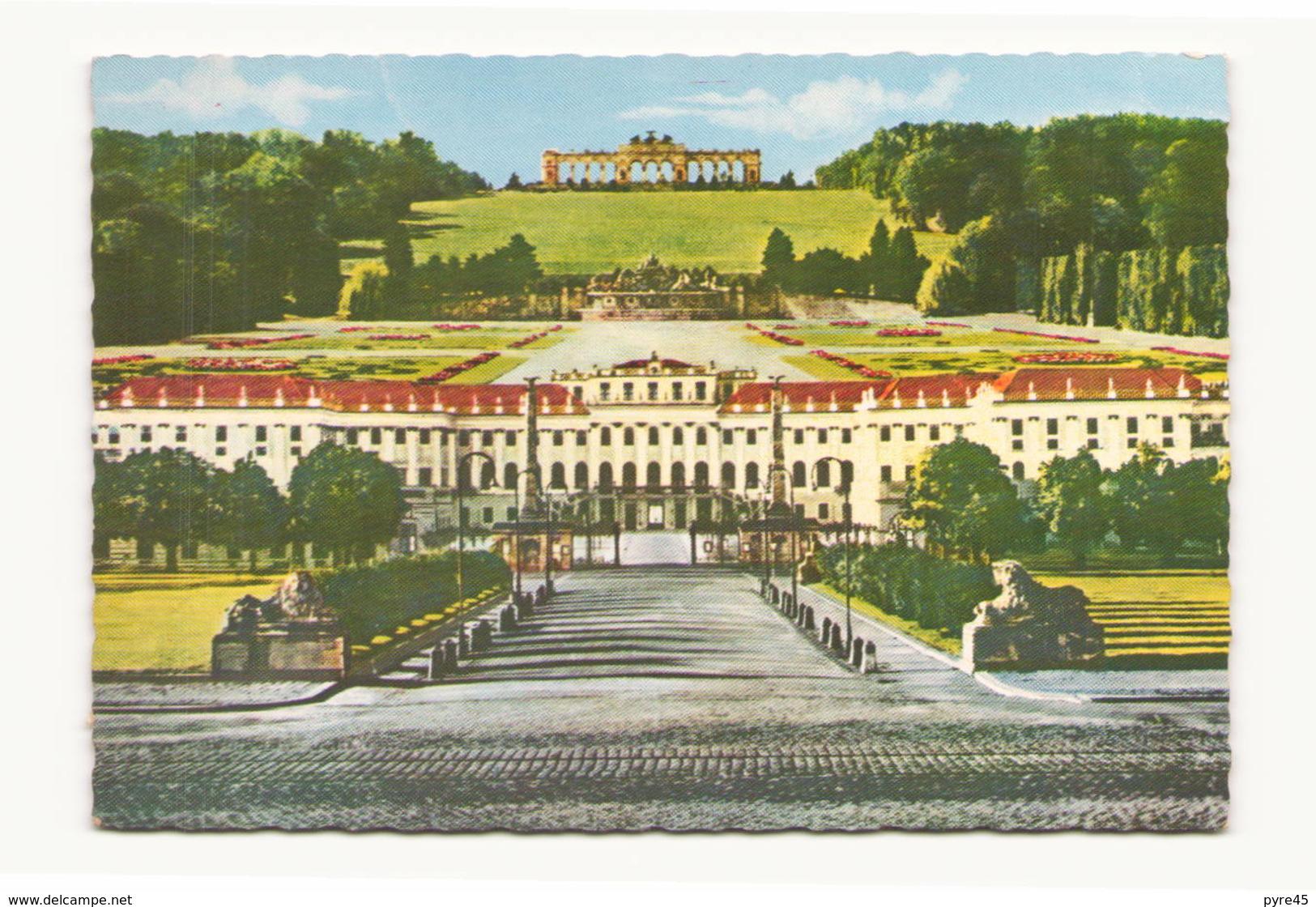 AUTRICHE WIEN SCHLOSS SCHONBRUNN GLORIETTE - Château De Schönbrunn