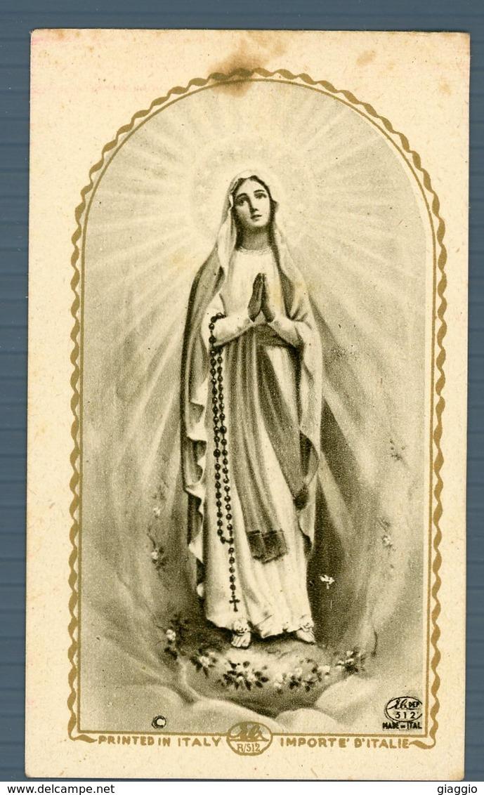 °°° Leonessa Santino.- S. Chiara Monastero S. Giovanni 31-5-54  °°° - Rieti