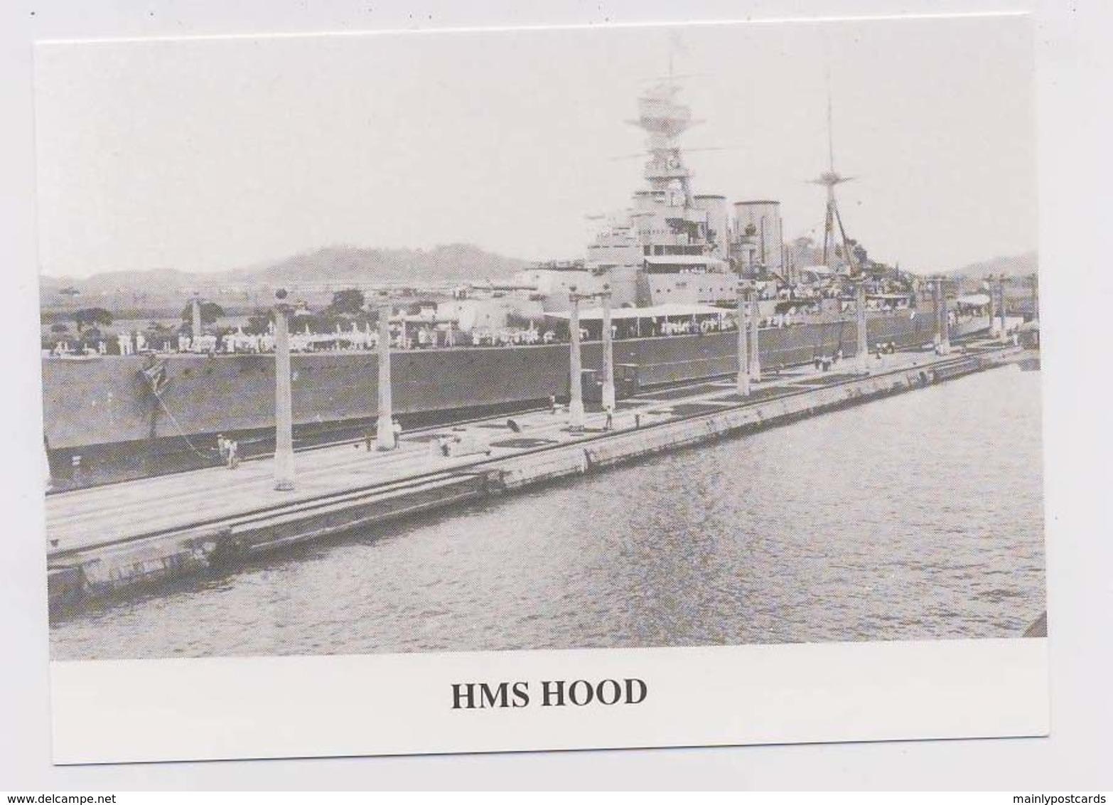 AK09 Shipping - HMS Rood - Warships