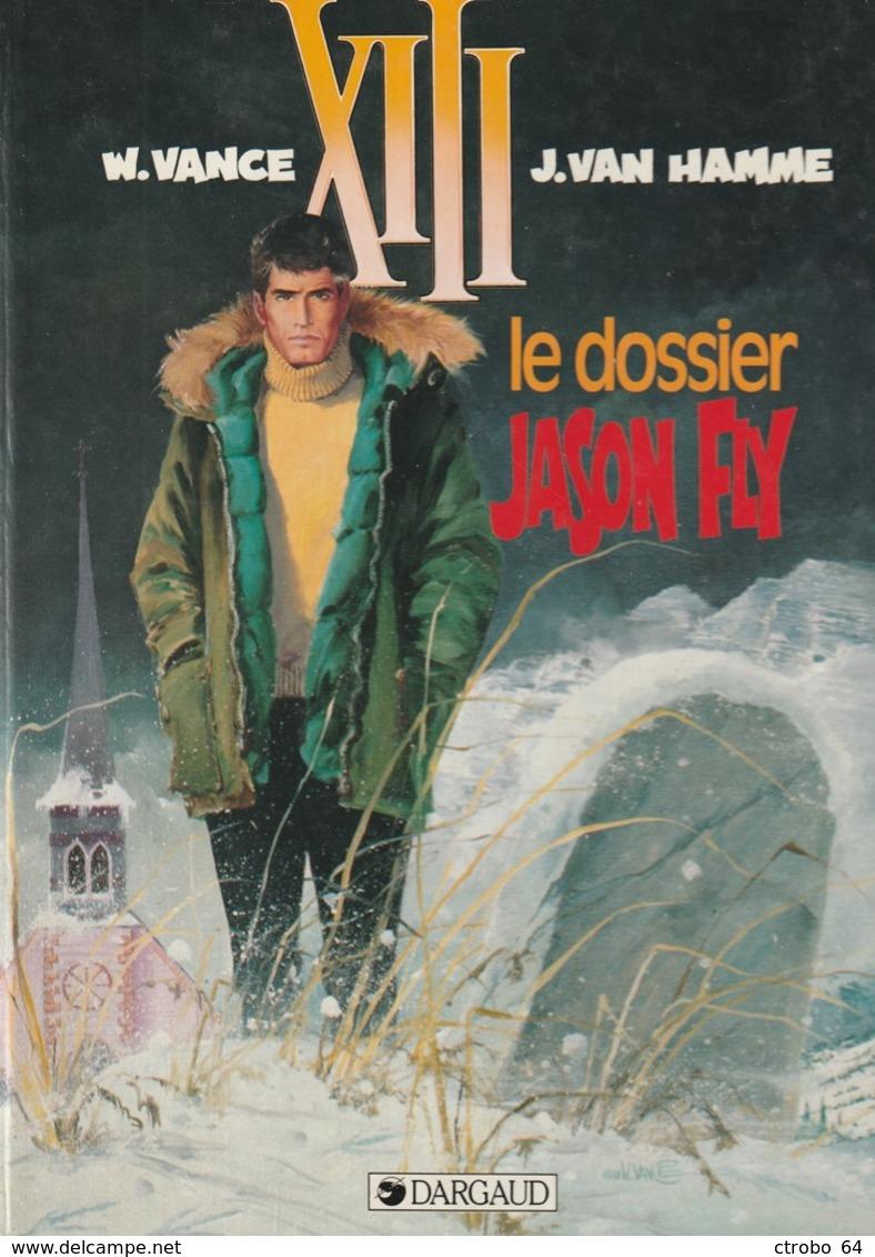 XIII - Le Dossier Jason Fly - 1990 - XIII