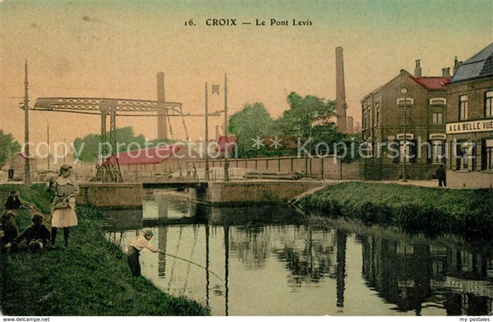 13483669 Croix_de_Vie_Vendee Pont Levis Croix_de_Vie_Vendee - Non Classés