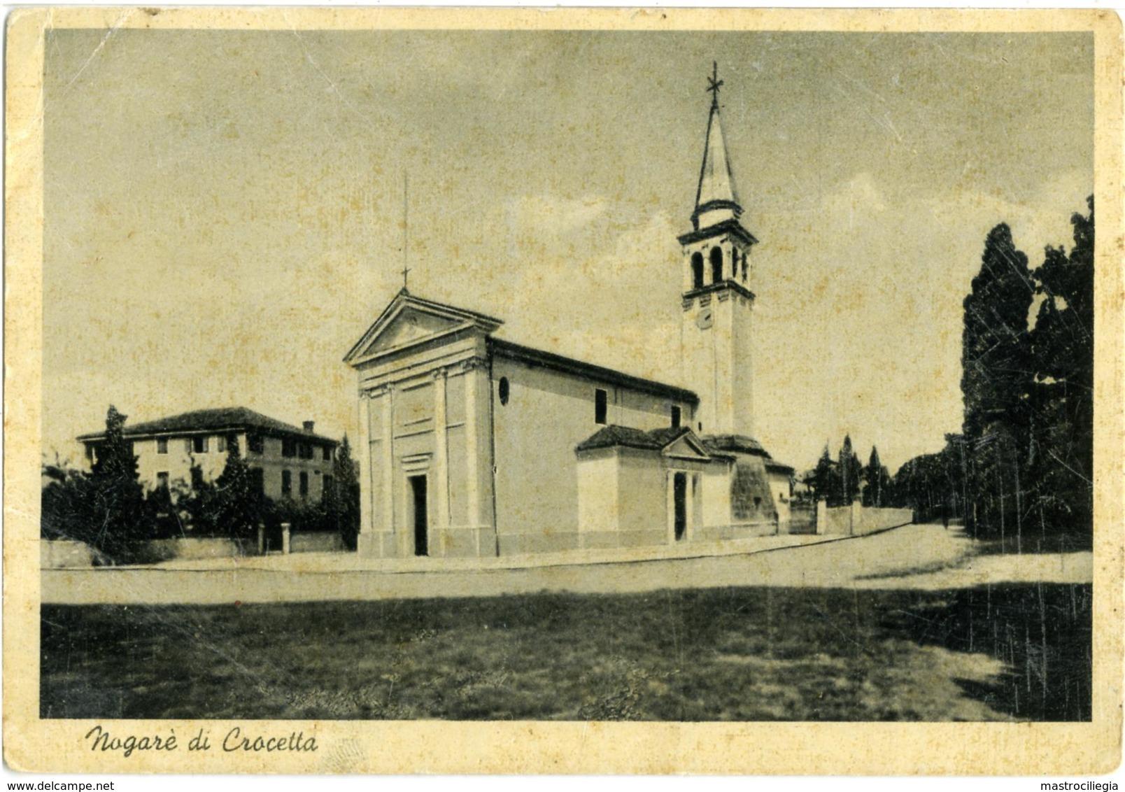 NOGARÈ  CROCETTA DEL MONTELLO  TREVISO  Chiesa Parrocchiale - Treviso