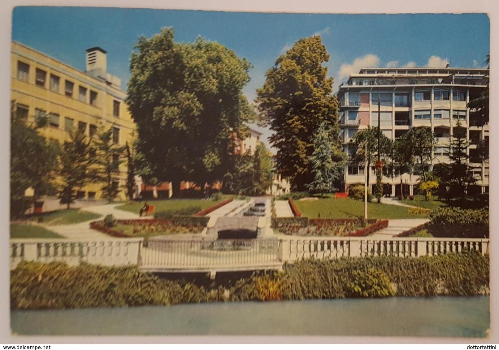 TREVISO - Giardini Via Toniolo - Gardens Jardin Anlagen   Vg  V2 - Treviso