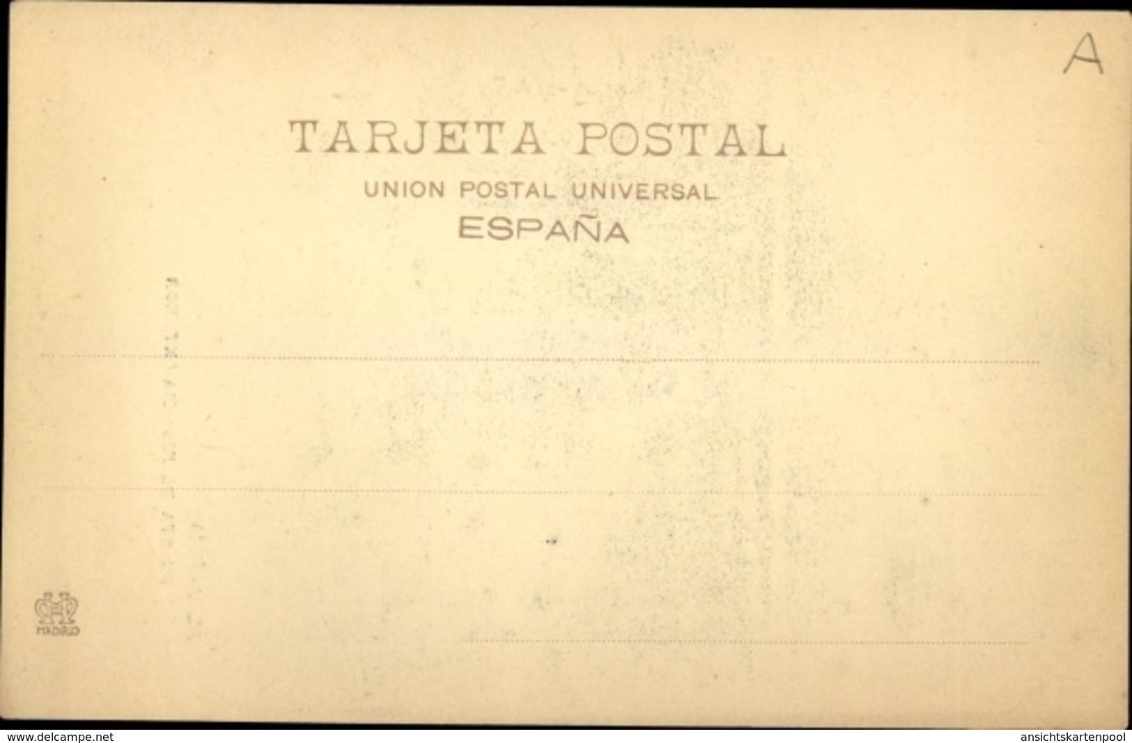 Cp Granada Andalusien Spanien, Alhambra, Puerta De Justicia, Exterior, Burro - España