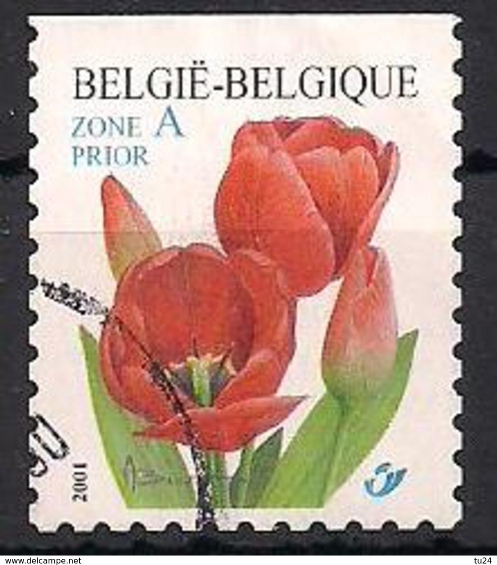 Belgien  (2001)  Mi.Nr.  3096  Gest. / Used  (9af38) - Belgium