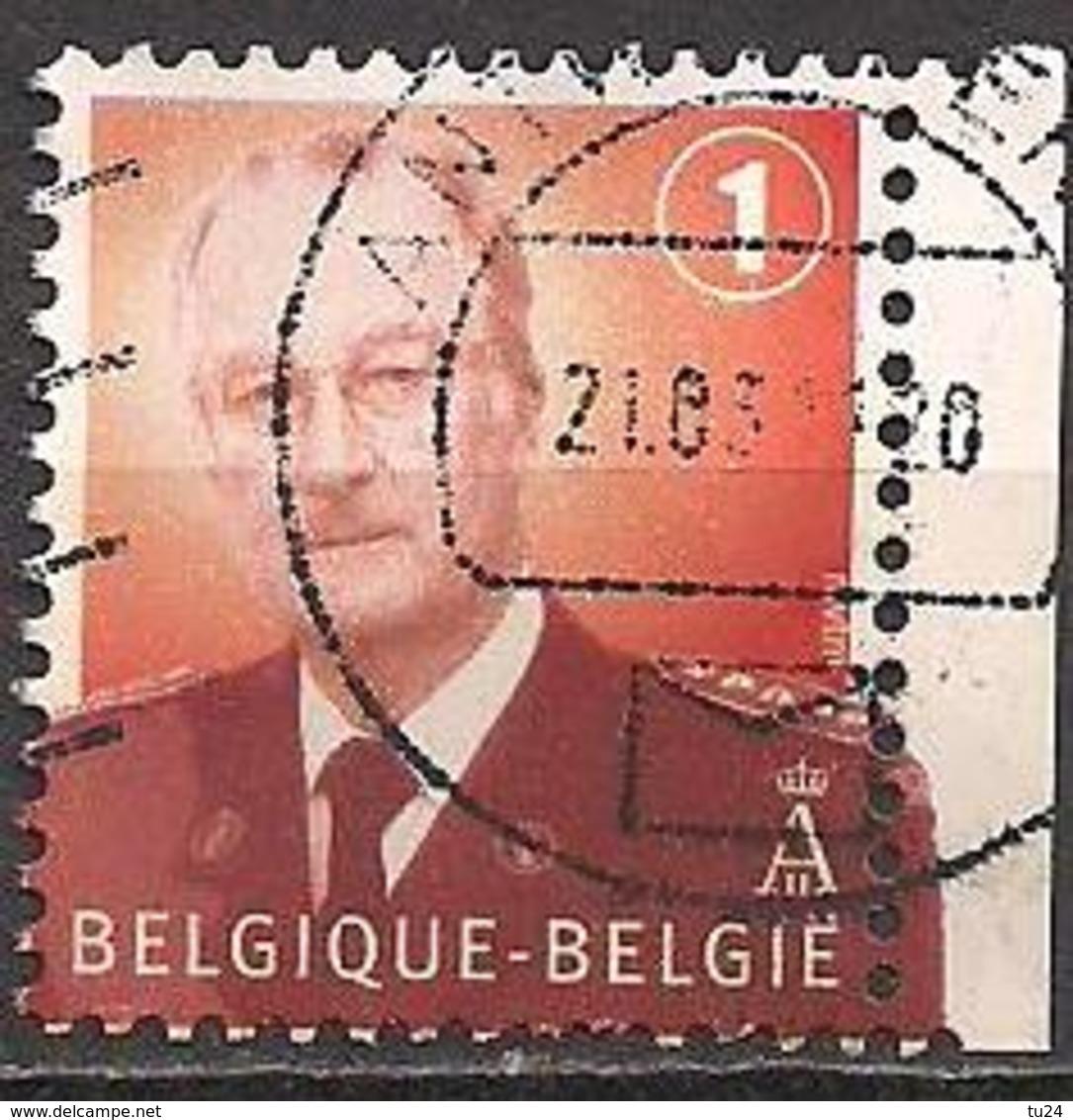 Belgien  (2007)  Mi.Nr.  3733  Gest. / Used  (9af04) - Belgium