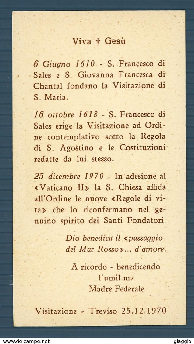 °°° Santino - S. Francesco Di Sales - Treviso