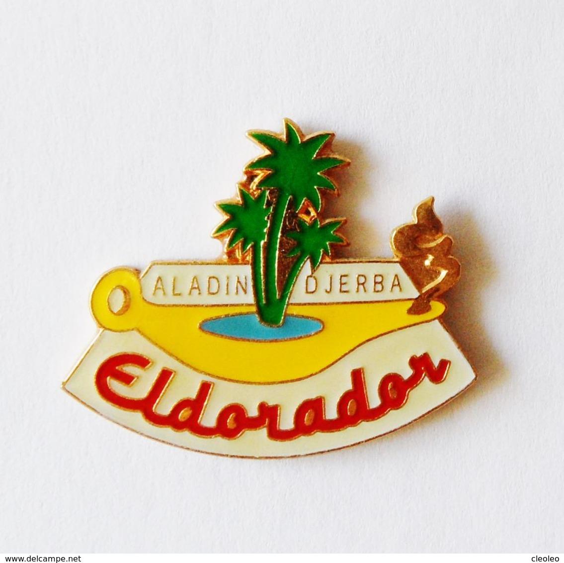 Pin's Club Vacances Eldorador Aladin Djerba Tunisie - 18A - Autres