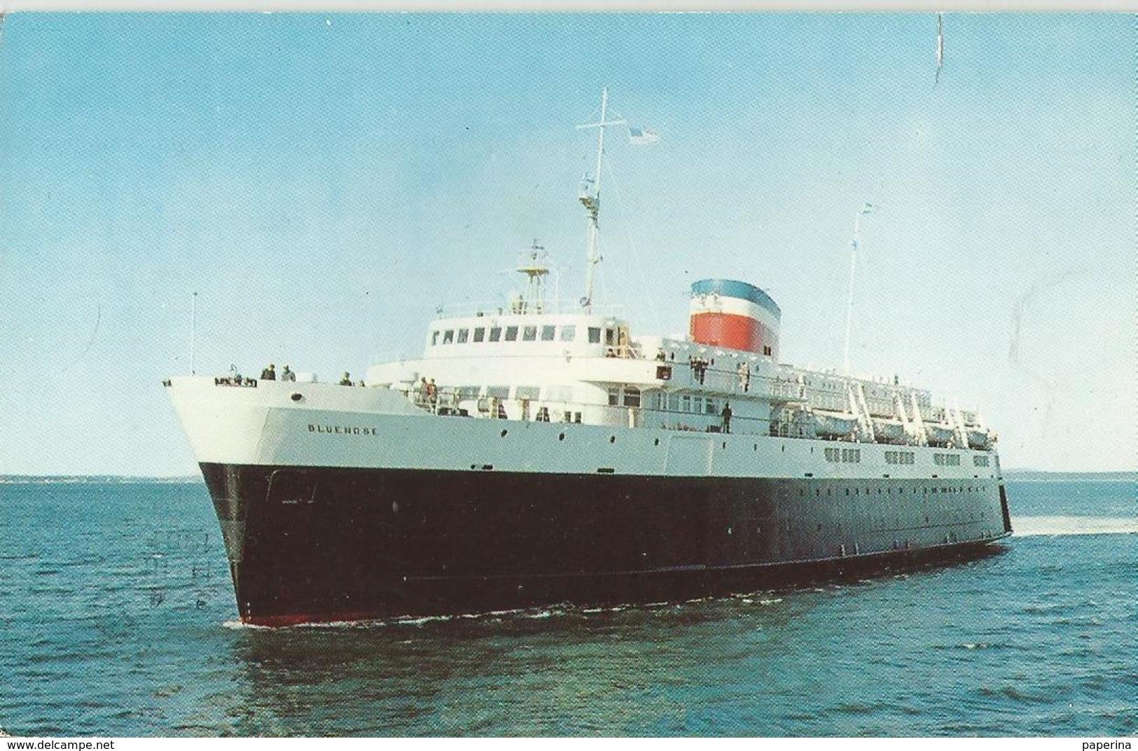 NAVE BLUENOSE  (596) - Barche