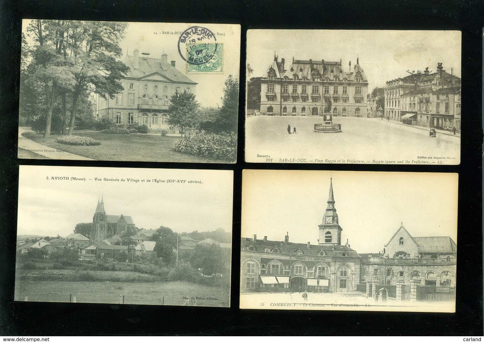 Lot De 20 Cartes Postales De France  Meuse       Lot Van 20 Postkaarten Van Frankrijk ( 55 )  - 20 Scans - Cartes Postales
