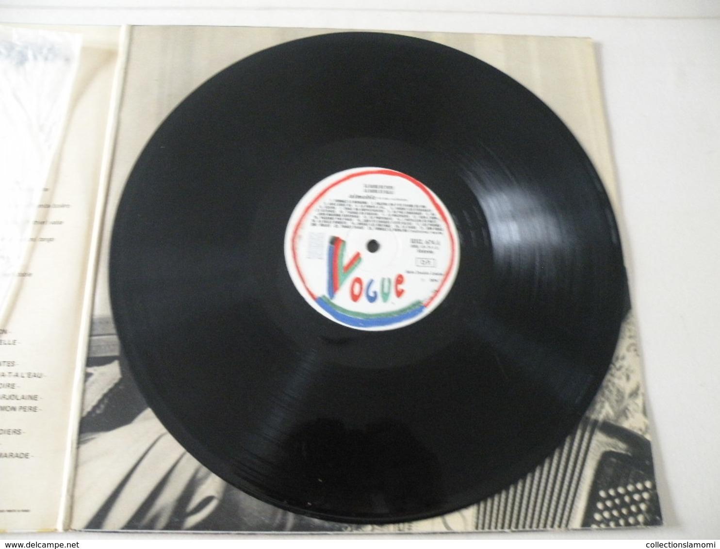 Aimable Et Son Orchestre (accordéon) 1974 - (Titres Sur Photos) - Vinyle 33 T LP Double Album - Instrumental