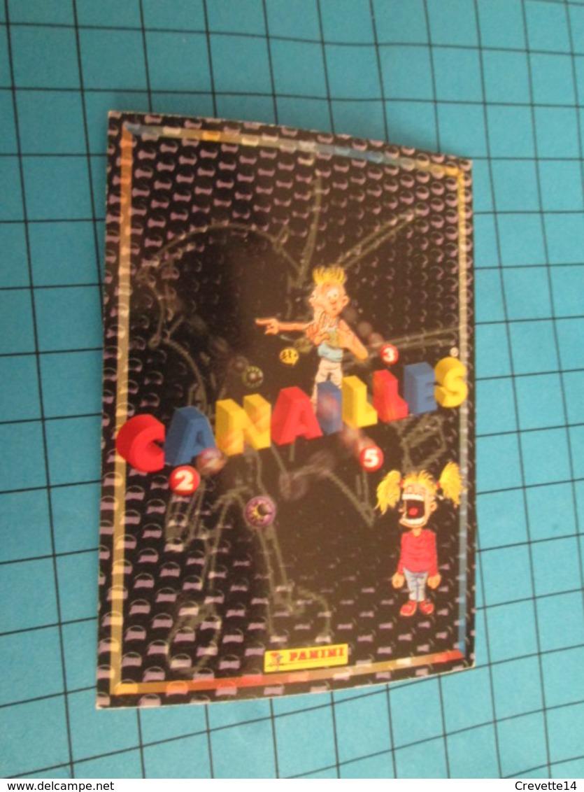 """1551-1575 : TRADING CARD 1991 JEU """"CANAILLES"""" PANINI / IMPERMEABLE - Altri"""