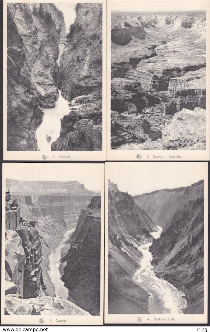 Iconografisch Materiaal : De Valleivormen - Mapje Met 15 Zichtkaarten - Cartes Postales
