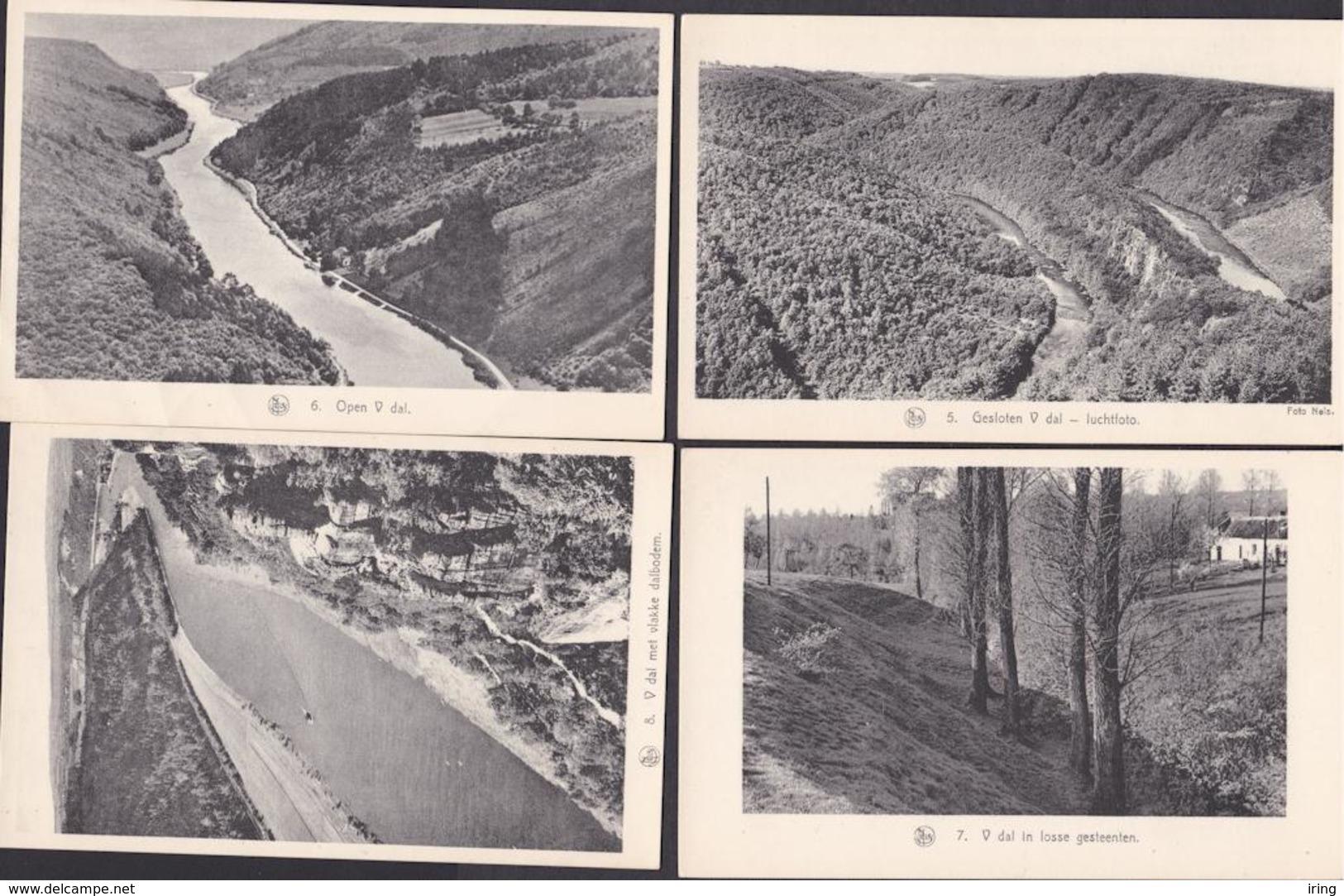 Iconografisch Materiaal : De Valleivormen - Mapje Met 15 Zichtkaarten - 5 - 99 Cartes