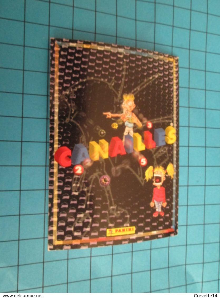 "1576-1600 : TRADING CARD 1991 JEU ""CANAILLES"" PANINI / VETEMENTS EPAIS - Altri"