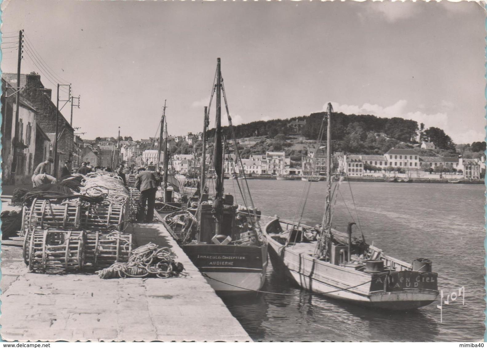 AUDIERNE - Le Port - - Audierne