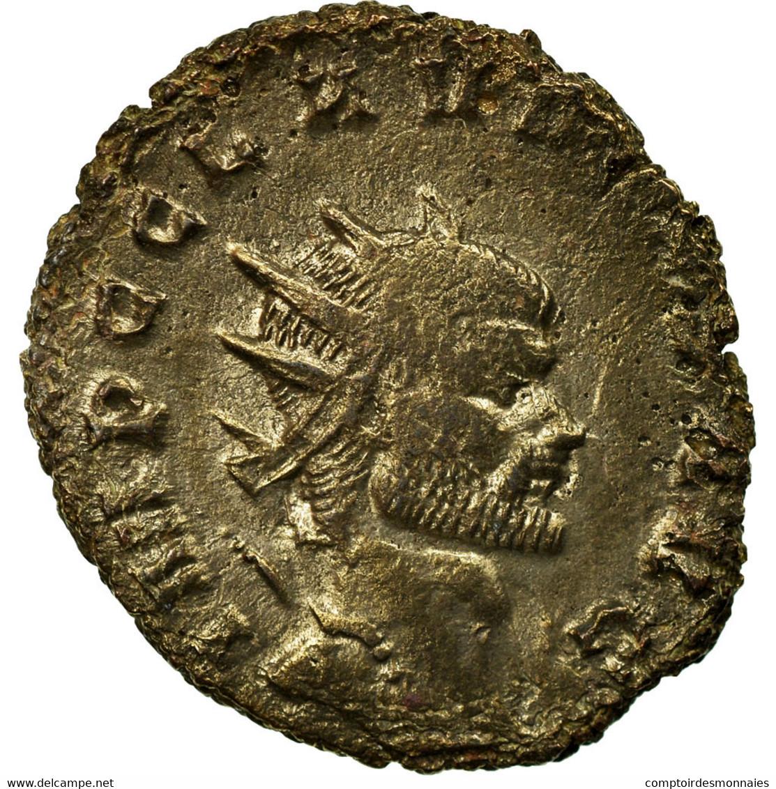 Monnaie, Claude II Le Gothique, Antoninien, AD 269-271, Rome, TTB, Billon - 5. L'Anarchie Militaire (235 à 284)
