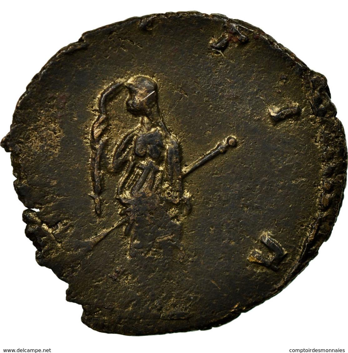 Monnaie, Salonine, Antoninien, 263, Roma, TTB, Billon, RIC:25 - 5. L'Anarchie Militaire (235 à 284)