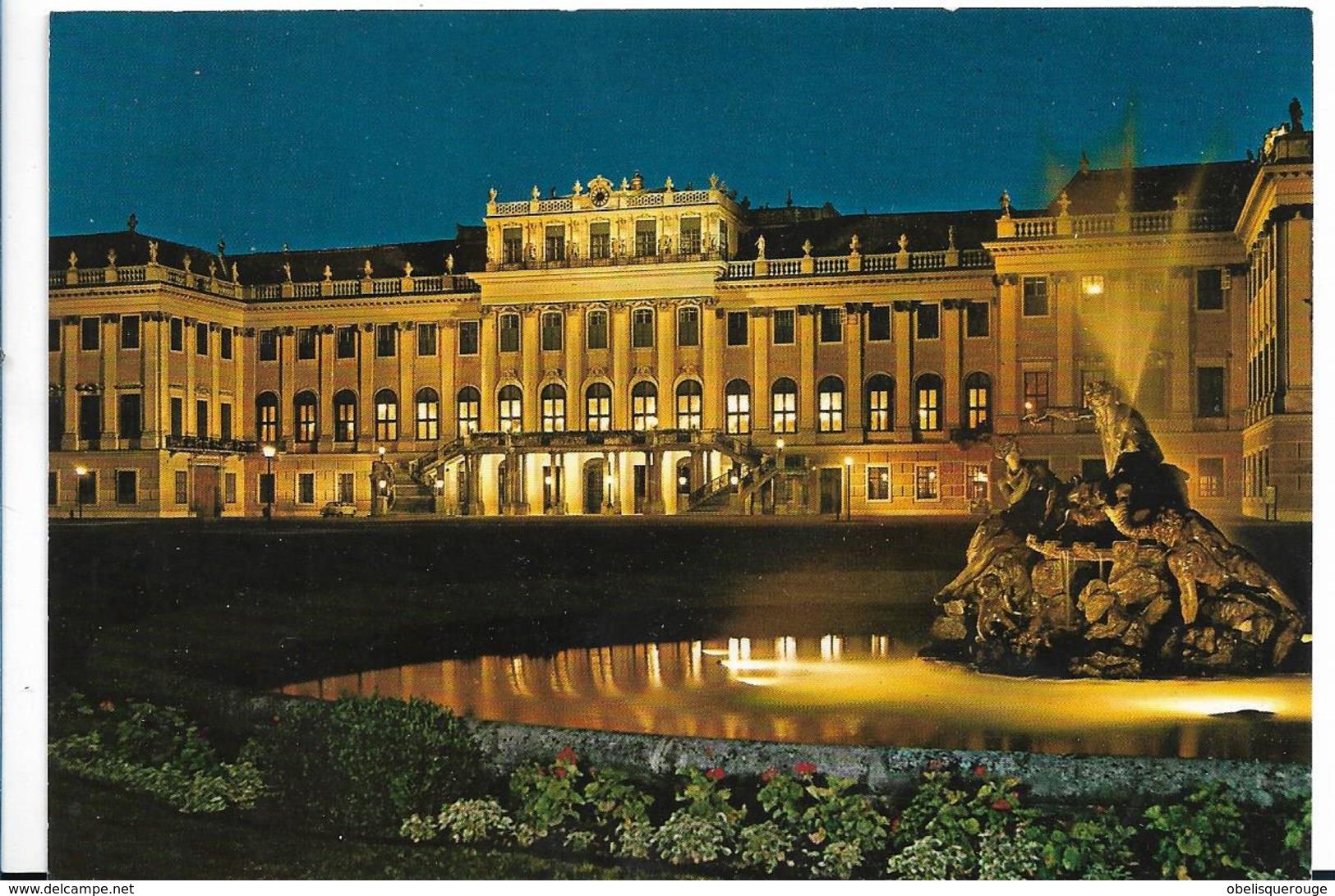> Autriche > Vienne > Château De Schönbrunn SCHOENBRUNN  WIEN - Château De Schönbrunn