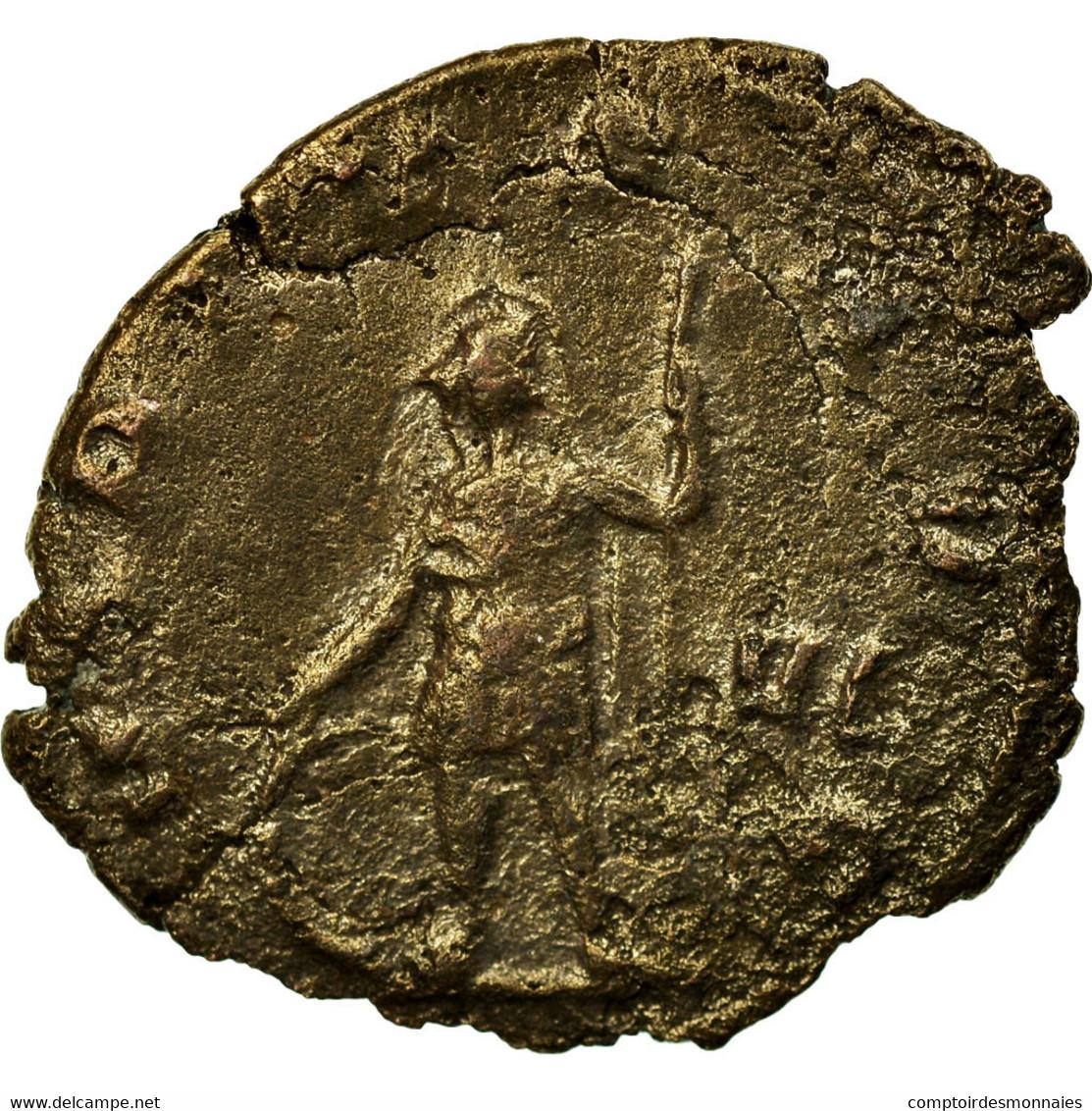 Monnaie, Gallien, Antoninien, Rome, TB, Billon - 5. L'Anarchie Militaire (235 à 284)