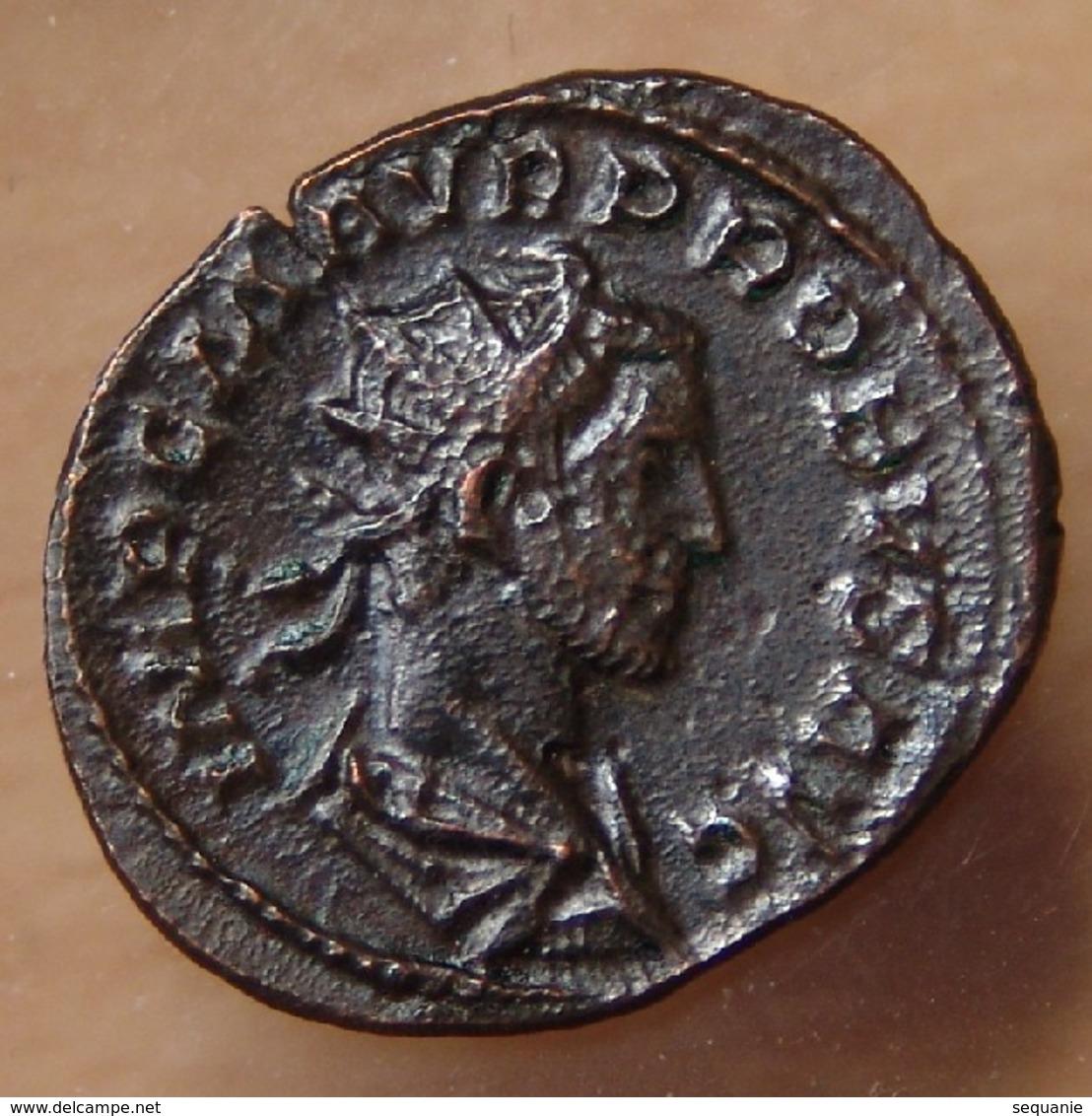 Probus Aurélianus +282 LYON Spes Augustorum - 5. L'Anarchie Militaire (235 à 284)