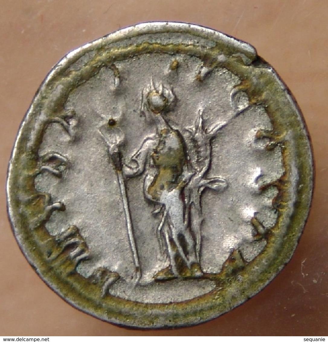 Philippe I L'Arabe Antoninien + 246  Rome La Félicité PMTRP III COS PP - 5. L'Anarchie Militaire (235 à 284)