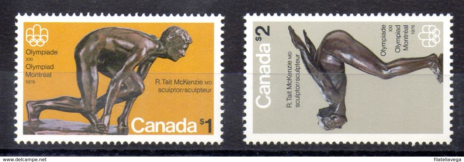 Serie De Canadá N ºYvert 559/60 ** Valor Catalogo 14.0€ - 1952-.... Règne D'Elizabeth II