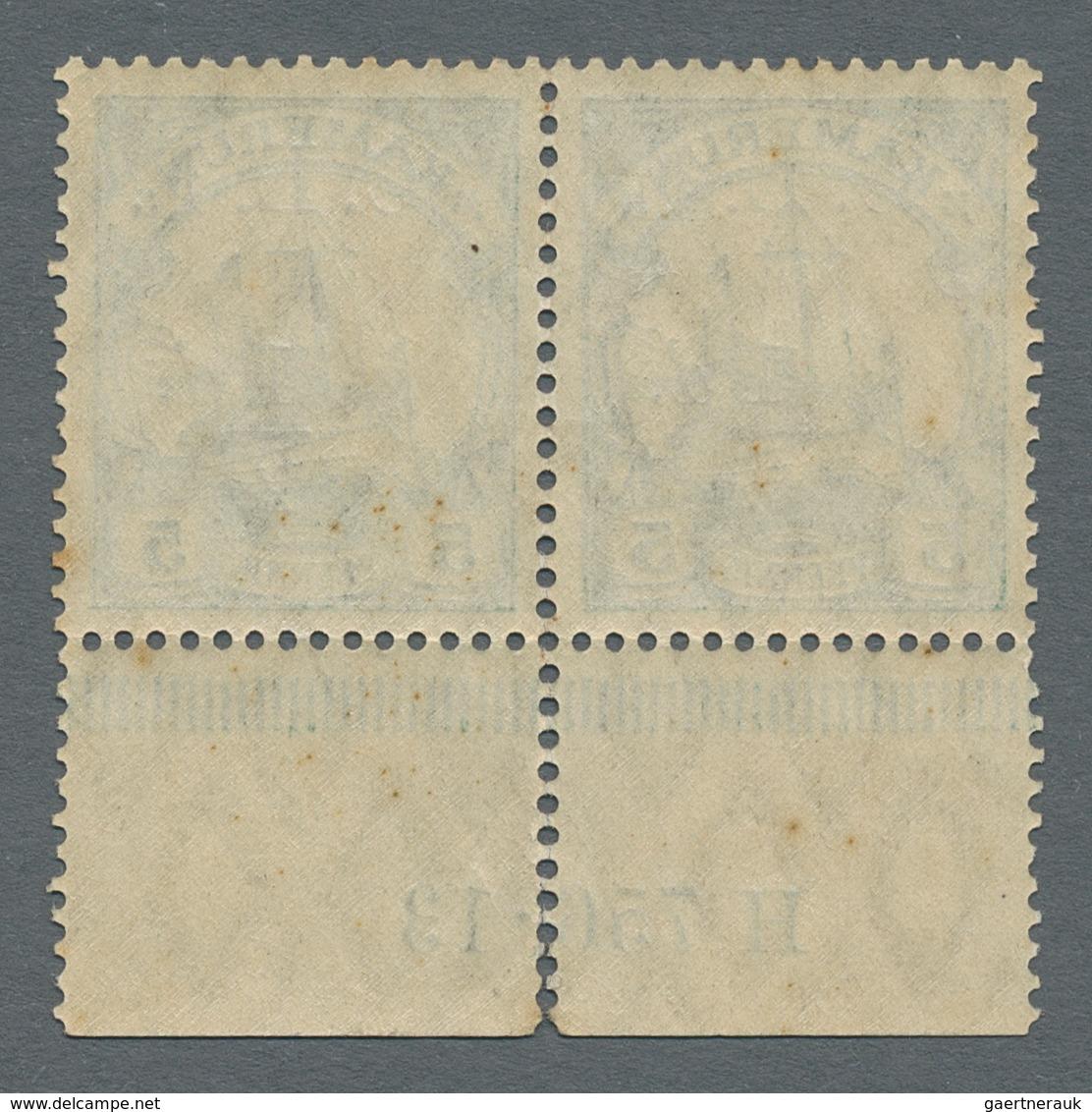 Deutsche Kolonien - Kamerun - Britische Besetzung: 1915, Britische Besetzung Michel Nummer 2 Mit HAN - Kolonie: Kamerun