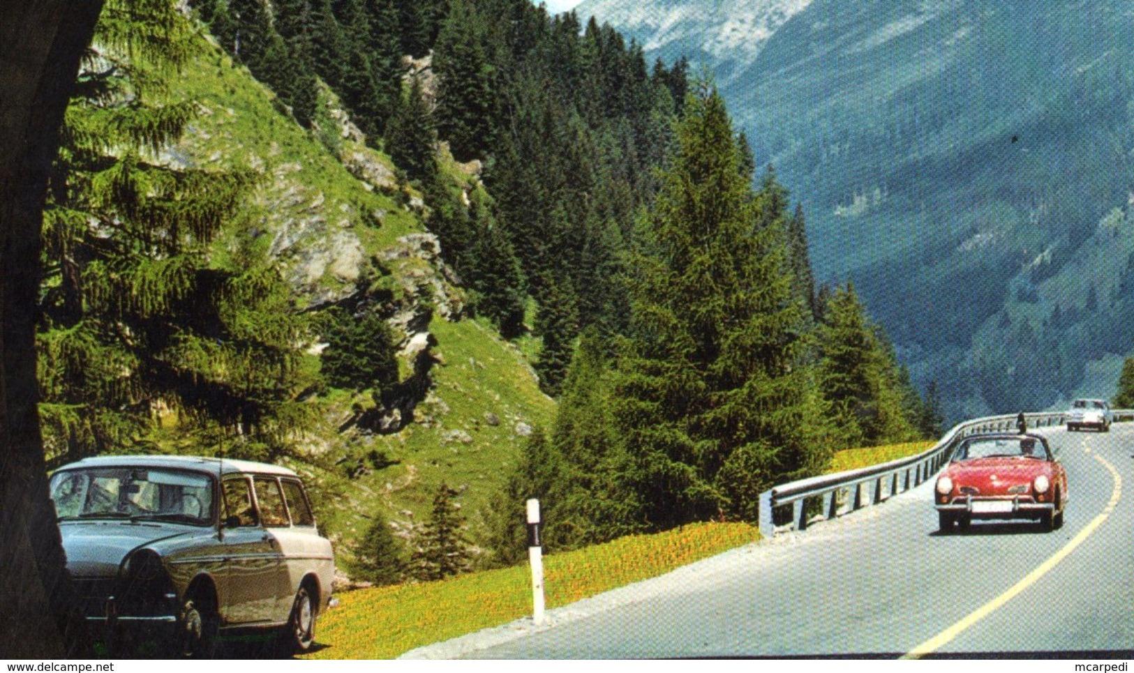 < Automobile Auto Voiture Car >> Volkswagen VW Karmann Ghia1200 Coupé, 1500 Variant, Ford Taunus 17M - Voitures De Tourisme