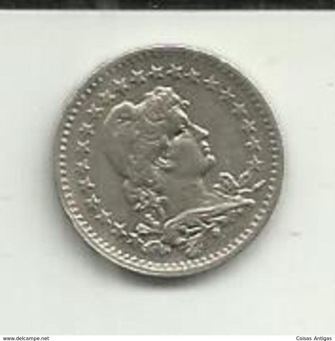 20 Réis 1919 Brasil - Brésil