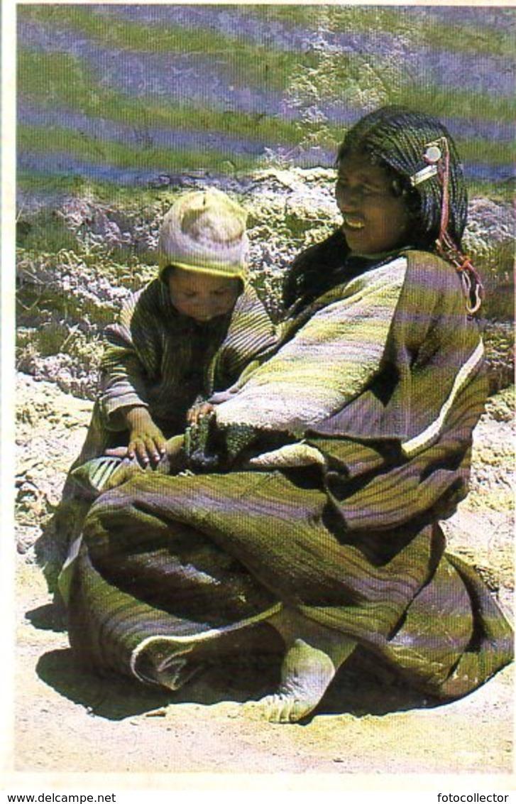 Bolivie : Madre Chipaya - Bolivie