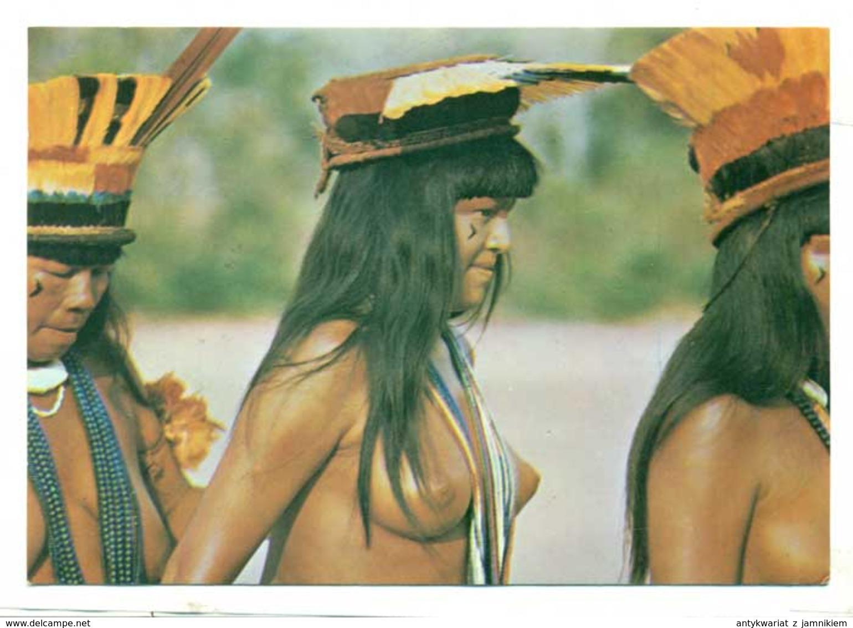 Brazylia Brasil - Akt Nude Erotik Nus Pin Up - Asia