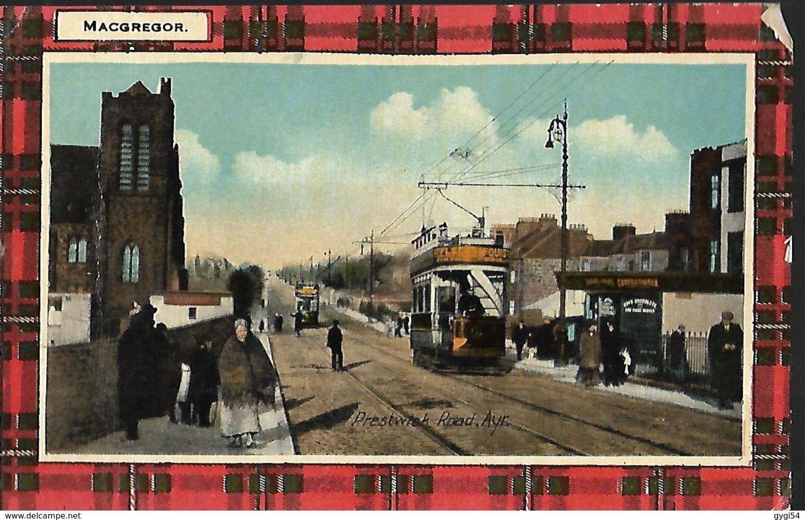 Prestwick  Road , Ayr   Série 4542  Macintosh - Ayrshire