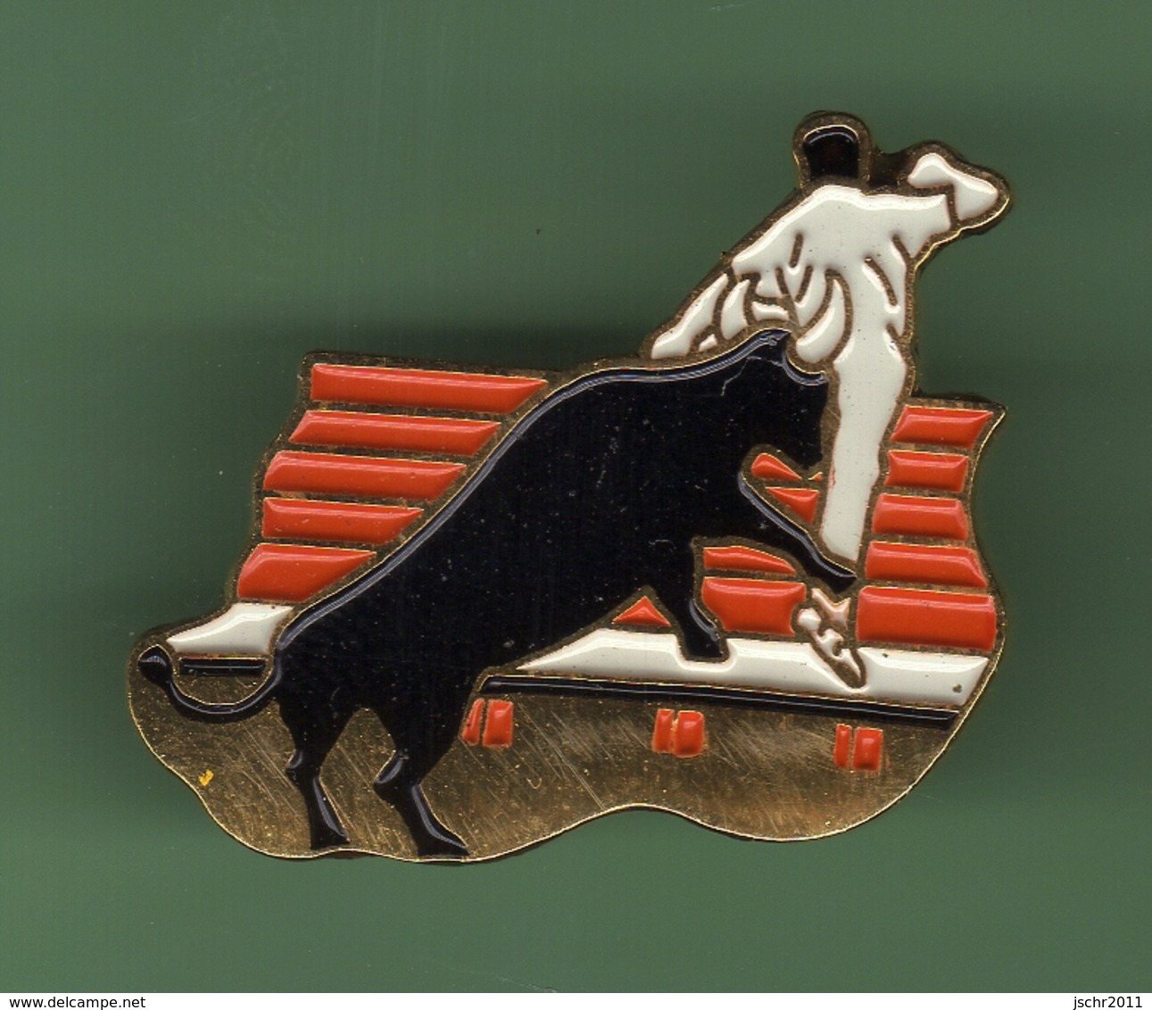 TARAUMACHIE COCARDIER *** 27-04 - Bullfight - Corrida