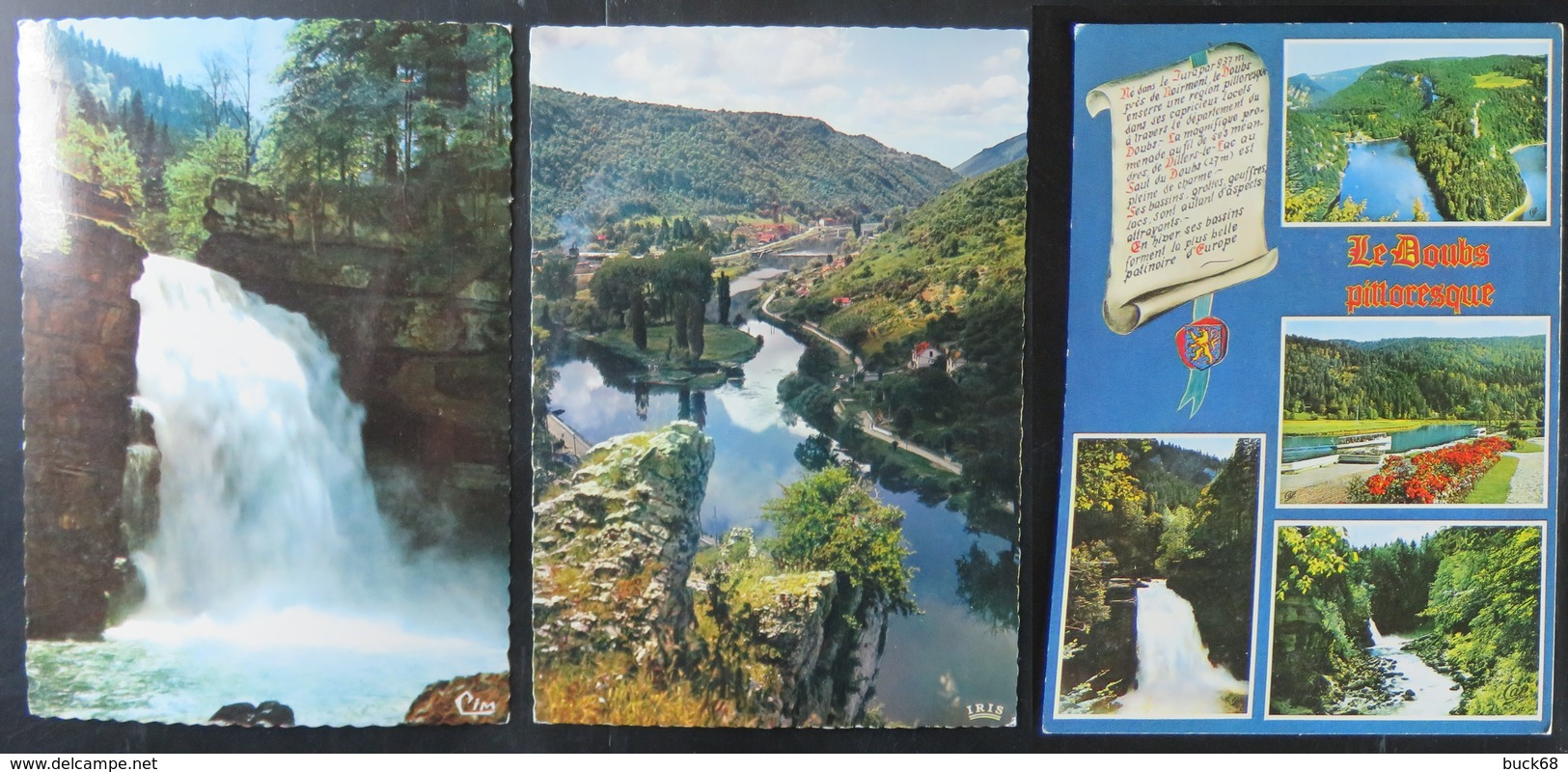 Lot De 60 Cartes Postales Anciennes Et Modernes Alsace Monde - Tous Les Détails Dans La Description / See Description - 5 - 99 Cartes