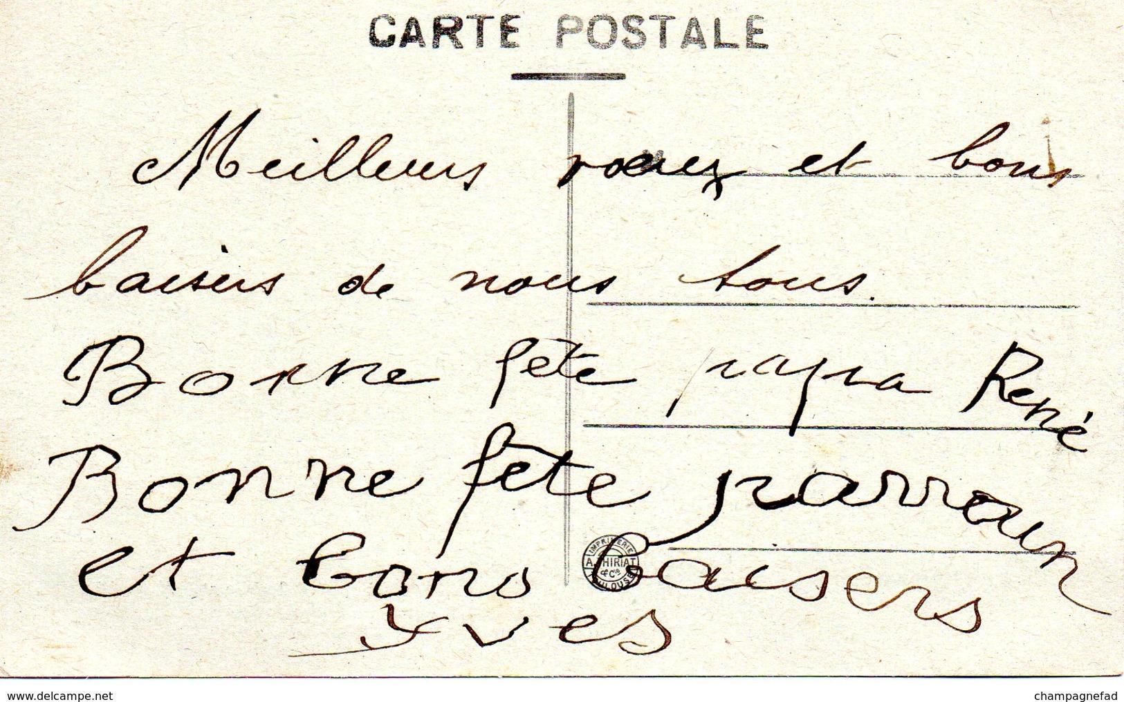 LECTOURE 32, PLACE DE L'HÔPITAL BENEVOLE PRISE D'ARMES - Lectoure