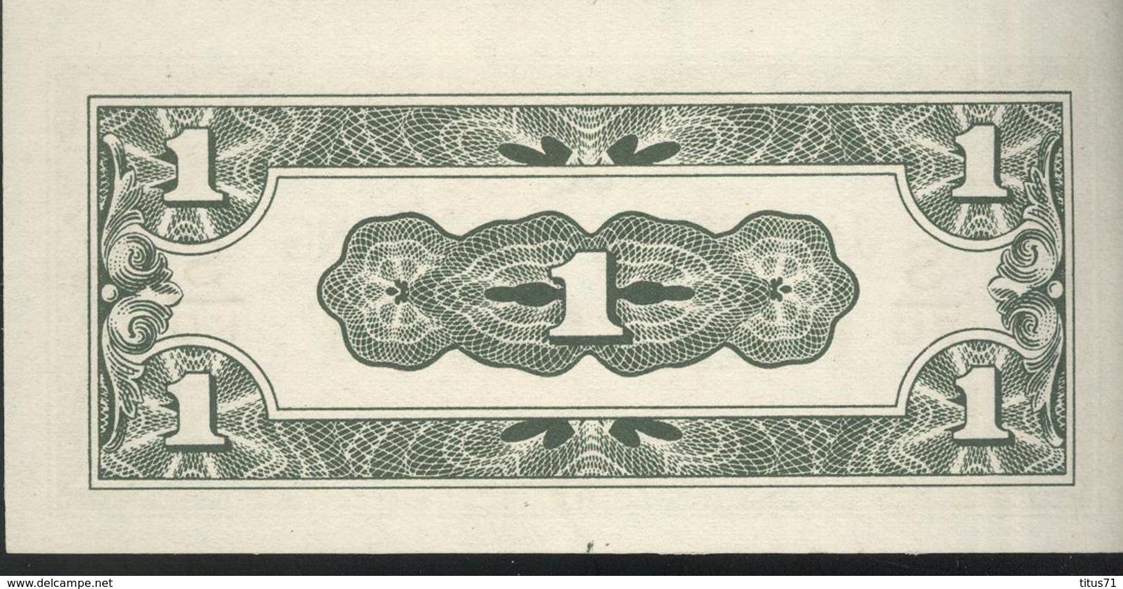 Billet Een Cent Indes Néerlandaises - 1942 Occupation Japonaise SUP - Billets