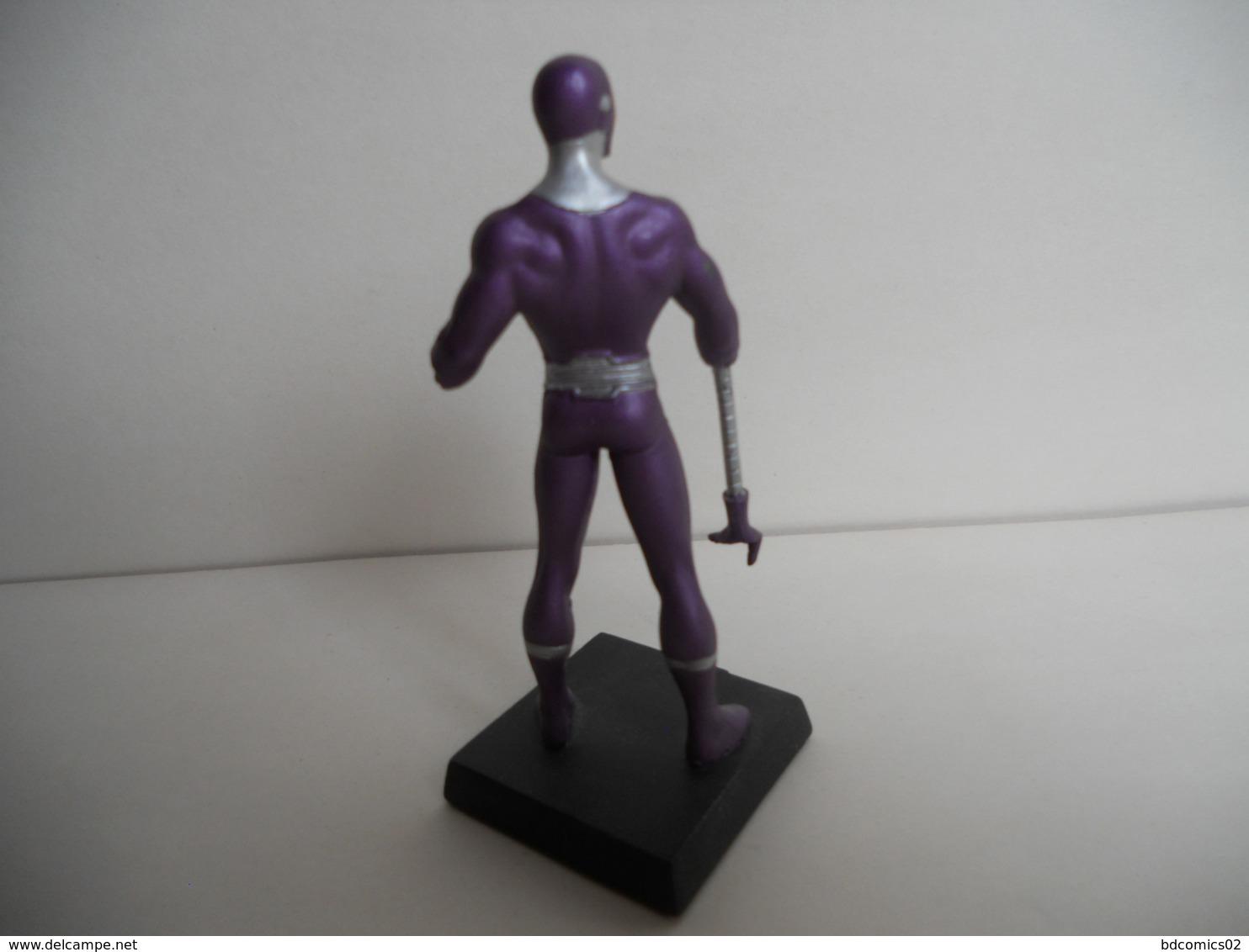 Marvel Super Heros - Eaglemoss - N°110 MACHINE MAN  SANS FASCICULE  ET SANS BOITE - Marvel Heroes